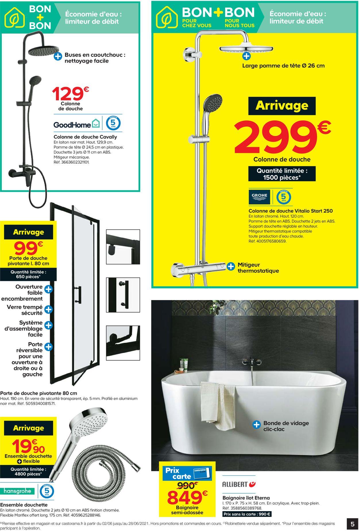 Castorama Catalogue - 09.06-28.06.2021 (Page 5)