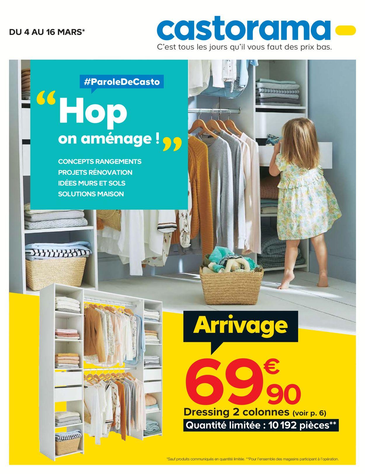 Castorama Catalogue - 04.03-16.03.2020