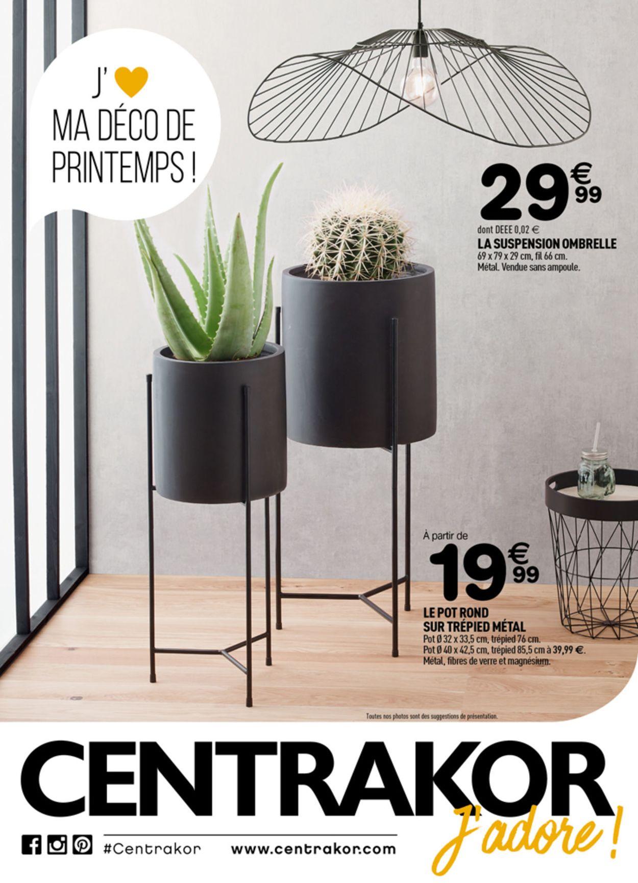 Centrakor Catalogue - 15.04-25.05.2019