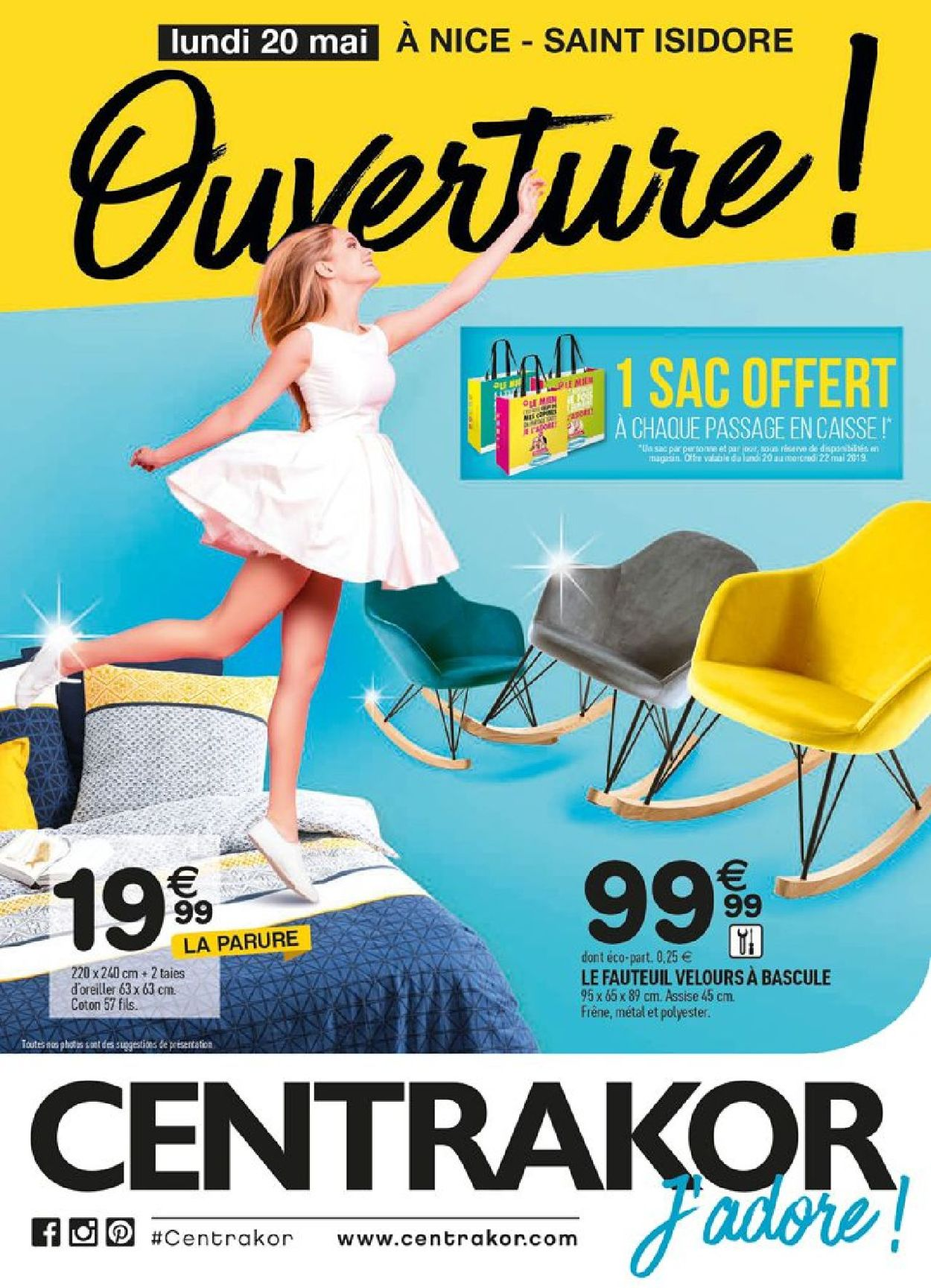 Centrakor Catalogue - 20.05-26.05.2019
