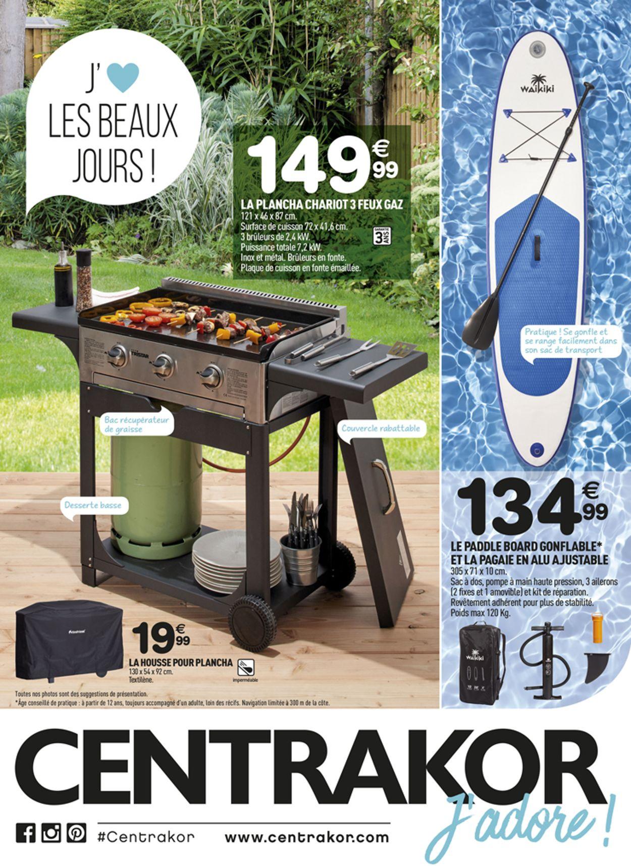 Centrakor Catalogue - 03.06-16.06.2019