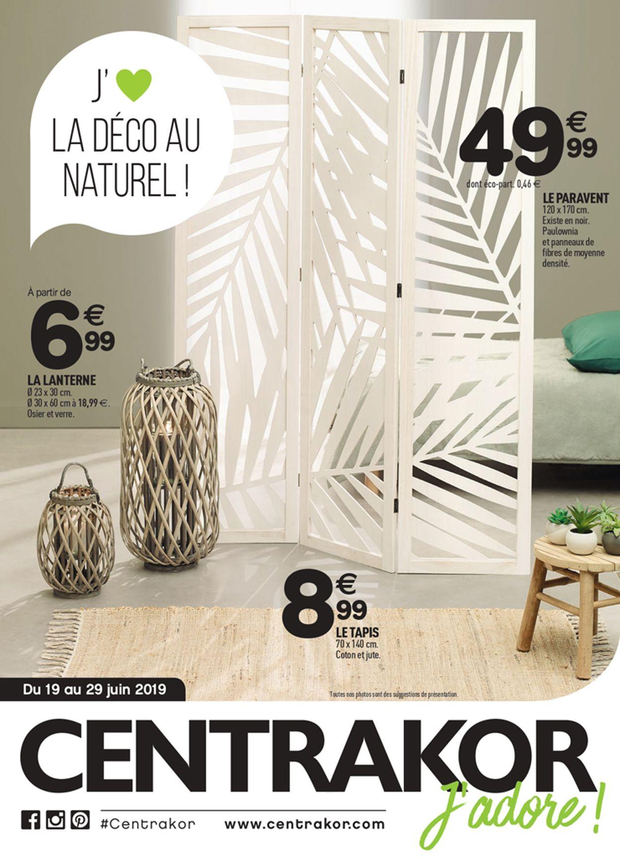 Centrakor Catalogue - 19.06-29.06.2019