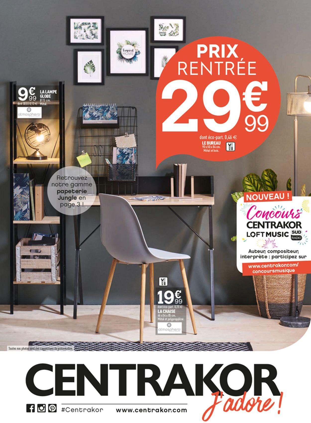Centrakor Catalogue - 19.08-01.09.2019