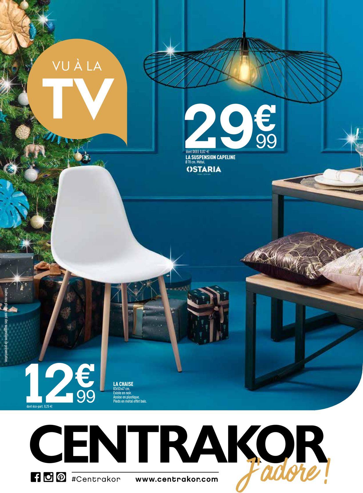 Centrakor Catalogue - 02.12-16.12.2019