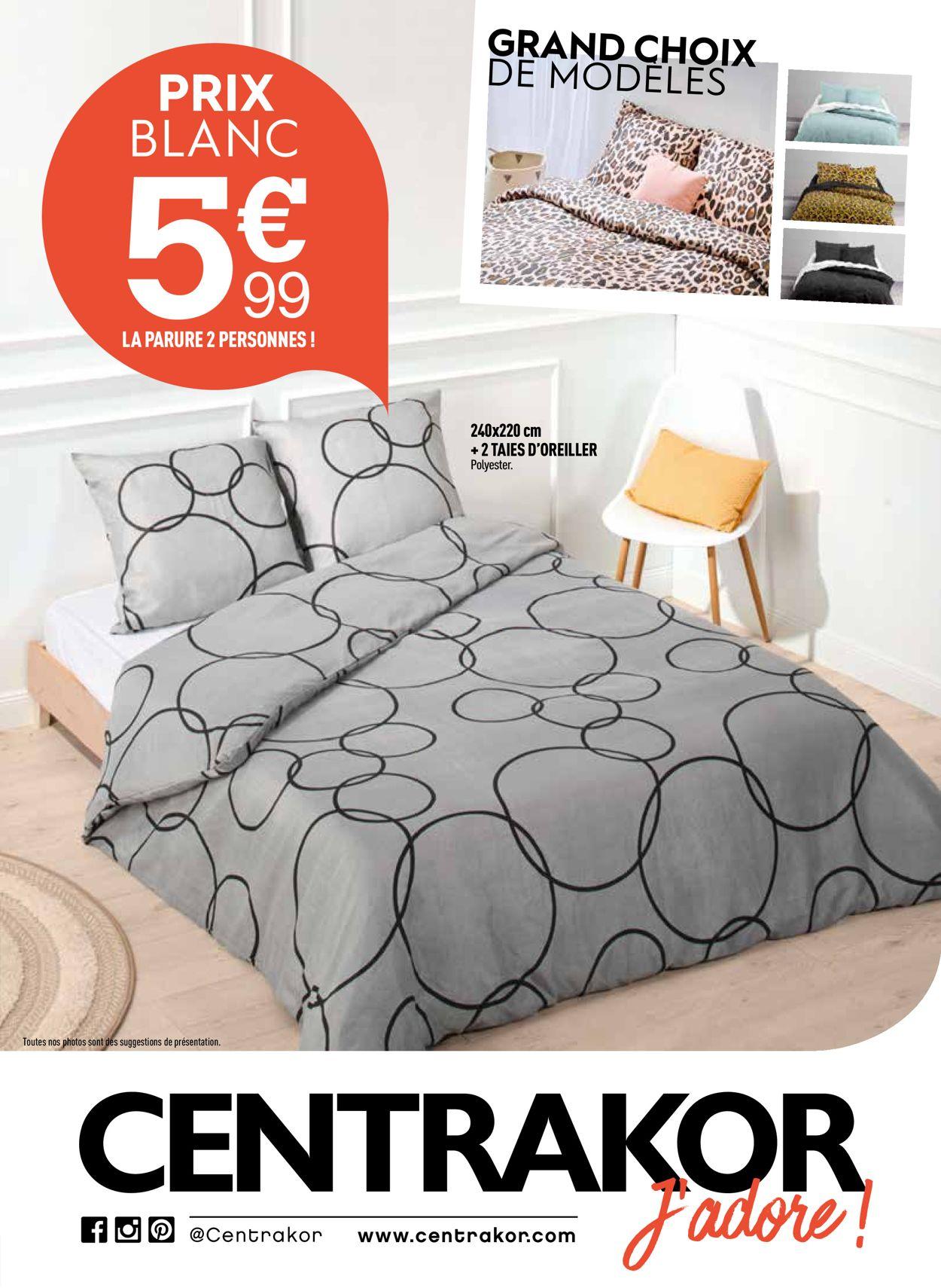 Centrakor Catalogue - 30.12-21.01.2020
