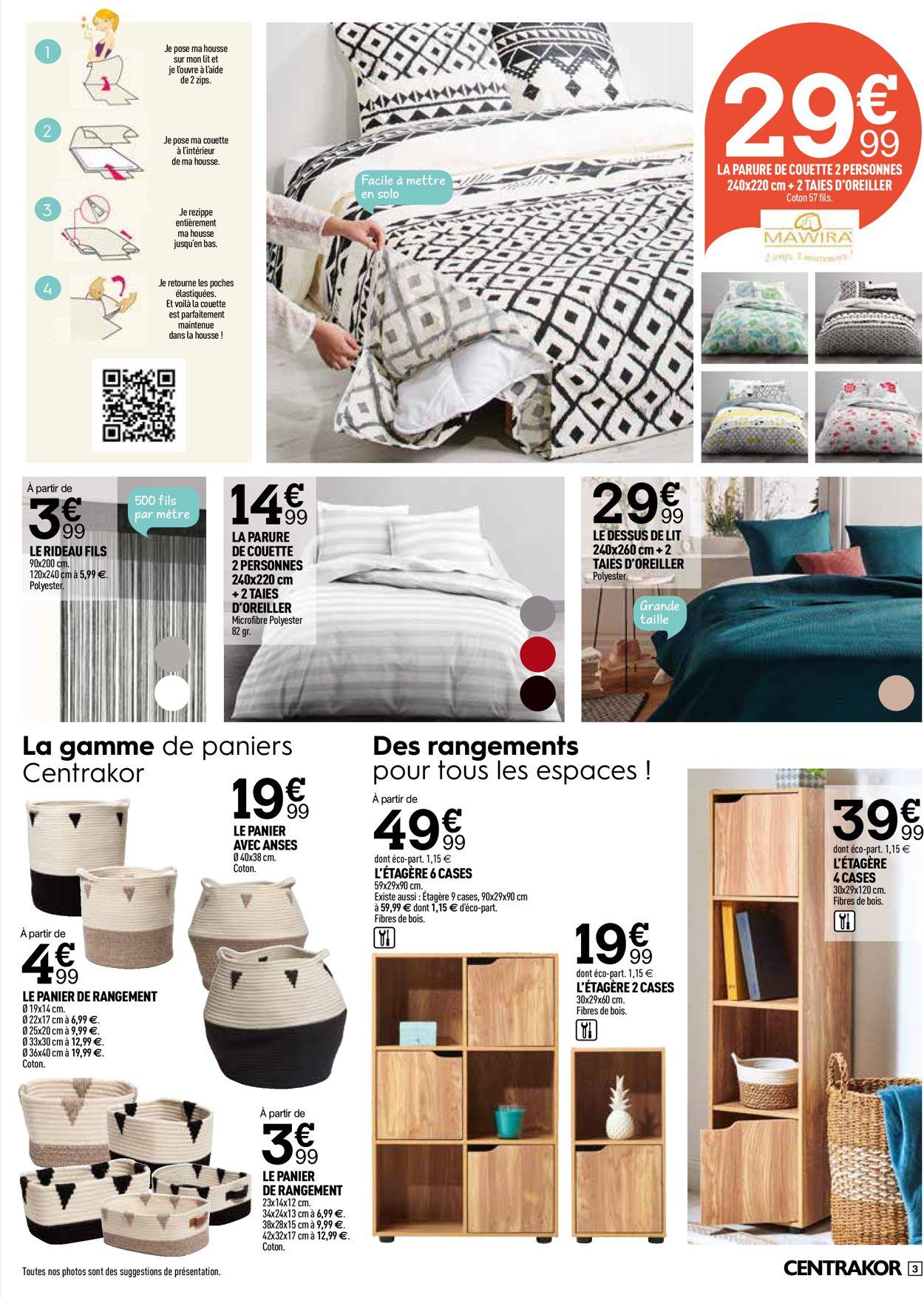 Centrakor Catalogue - 30.12-21.01.2020 (Page 3)