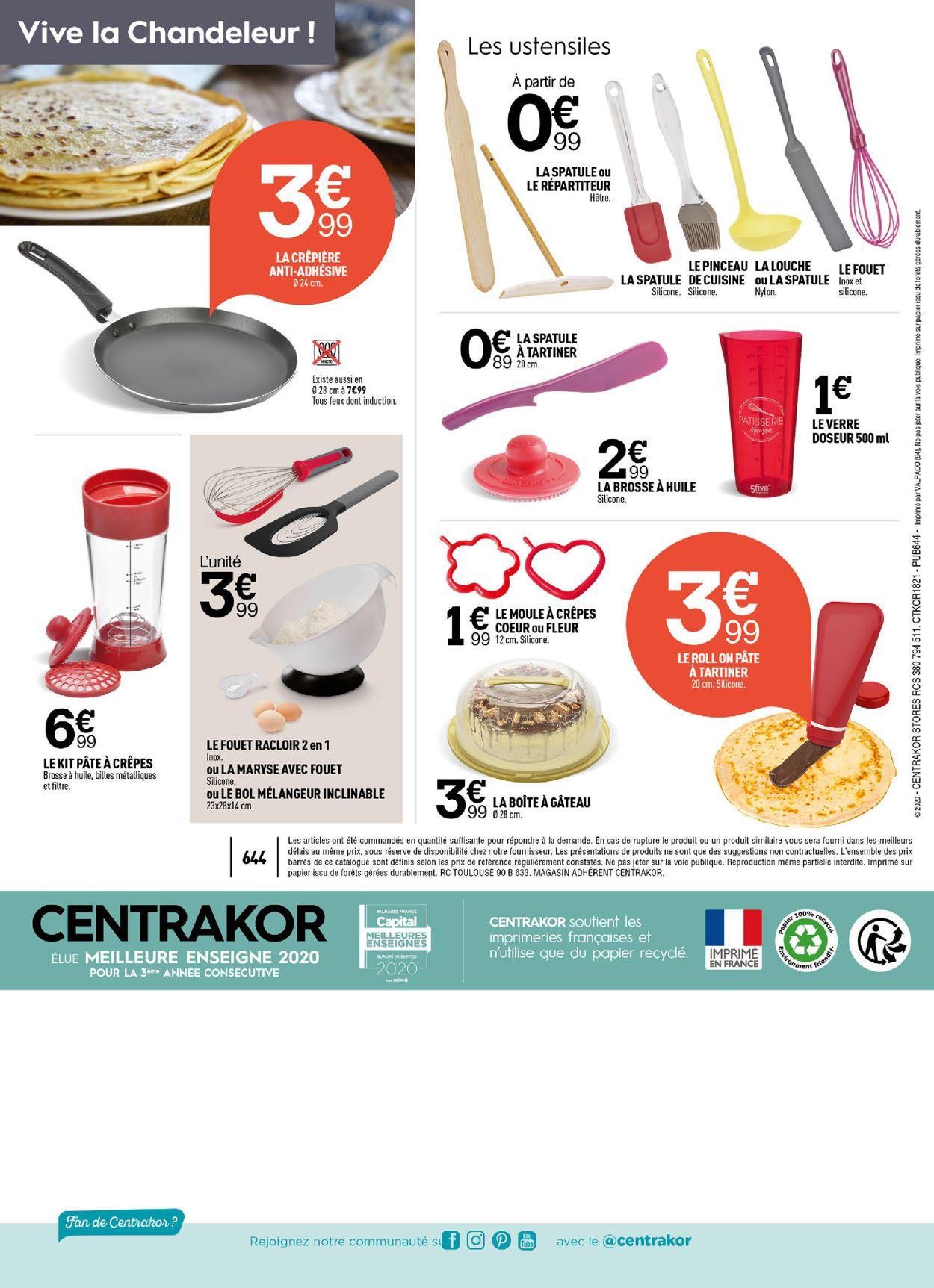 Centrakor Catalogue - 13.01-03.02.2020 (Page 8)