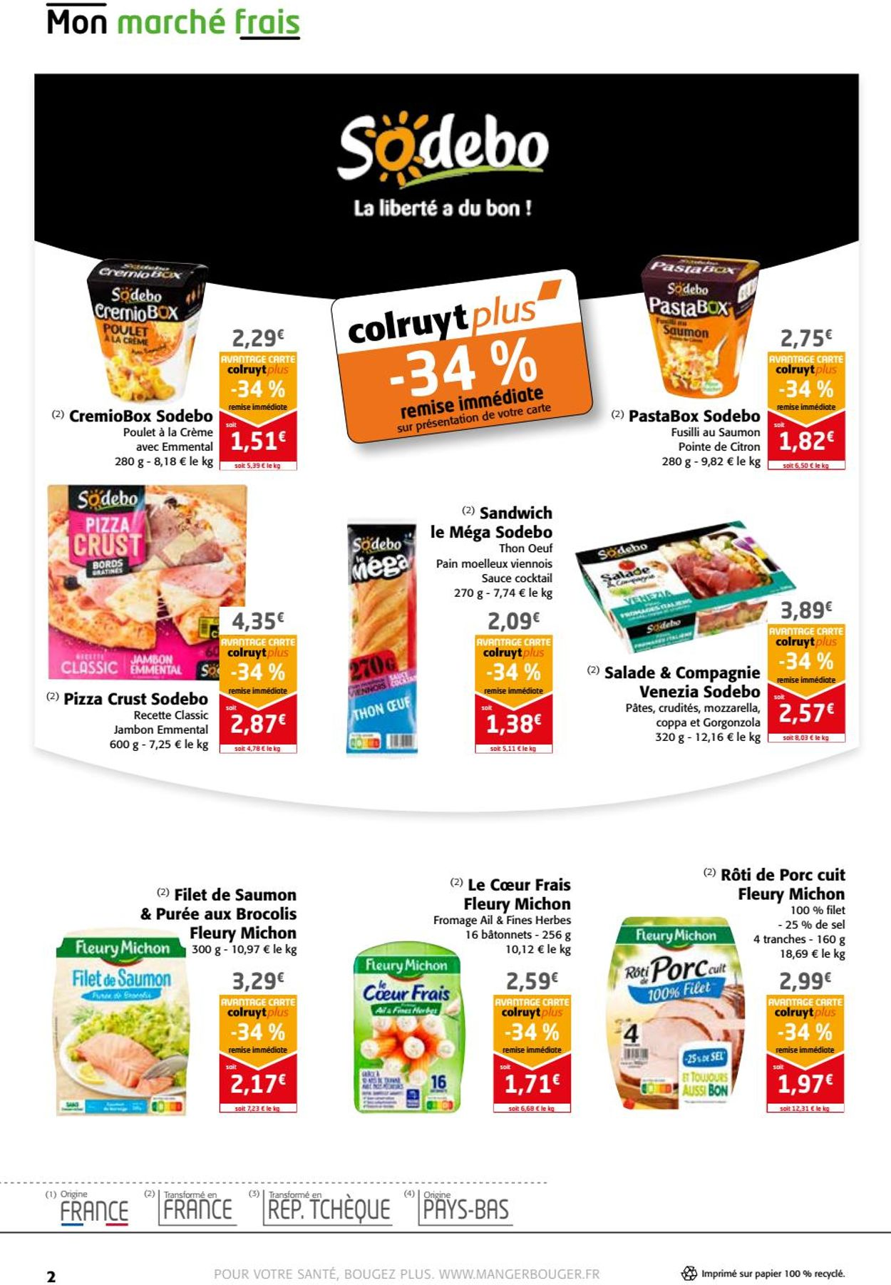 Colruyt Catalogue - 03.06-14.06.2020 (Page 2)