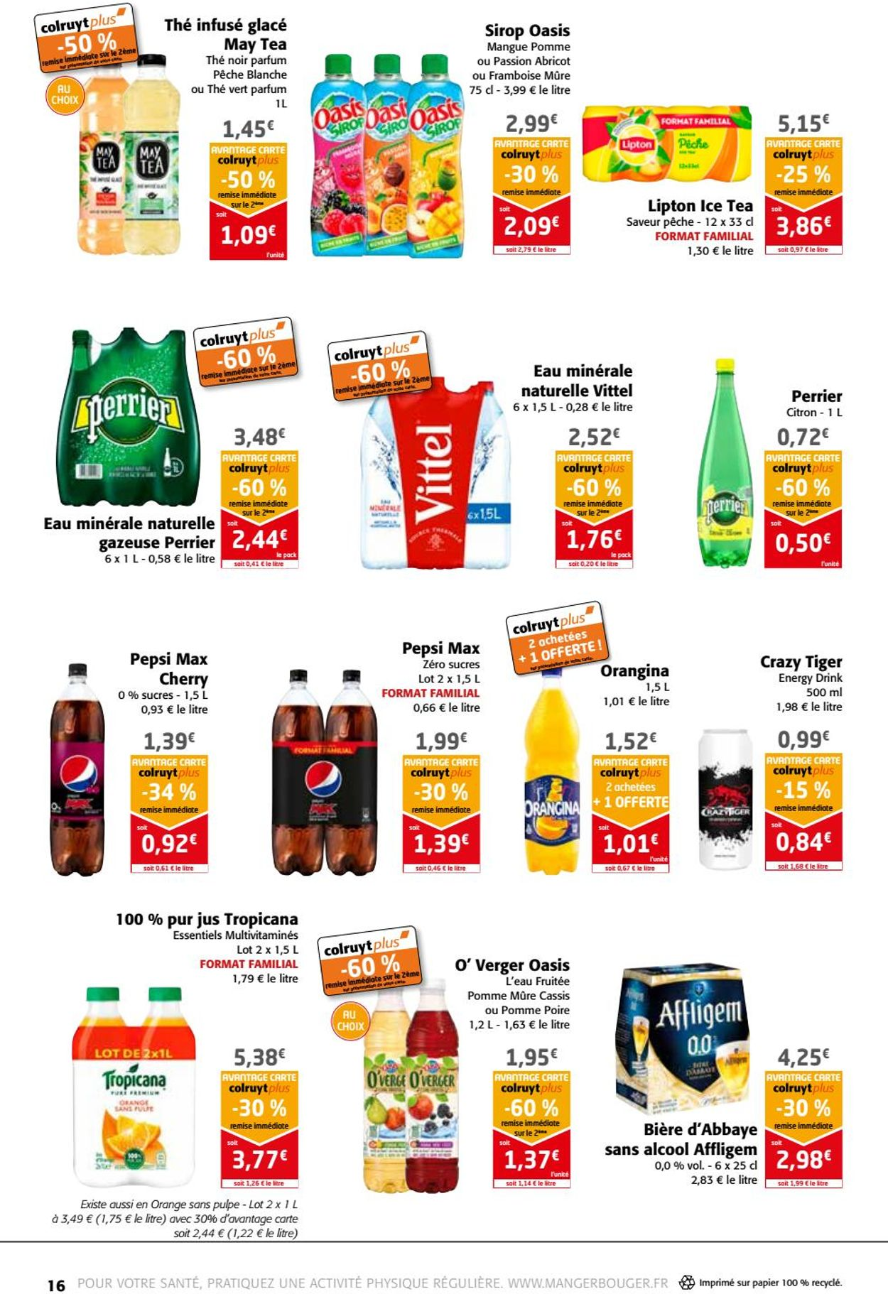 Colruyt Catalogue - 03.06-14.06.2020 (Page 16)