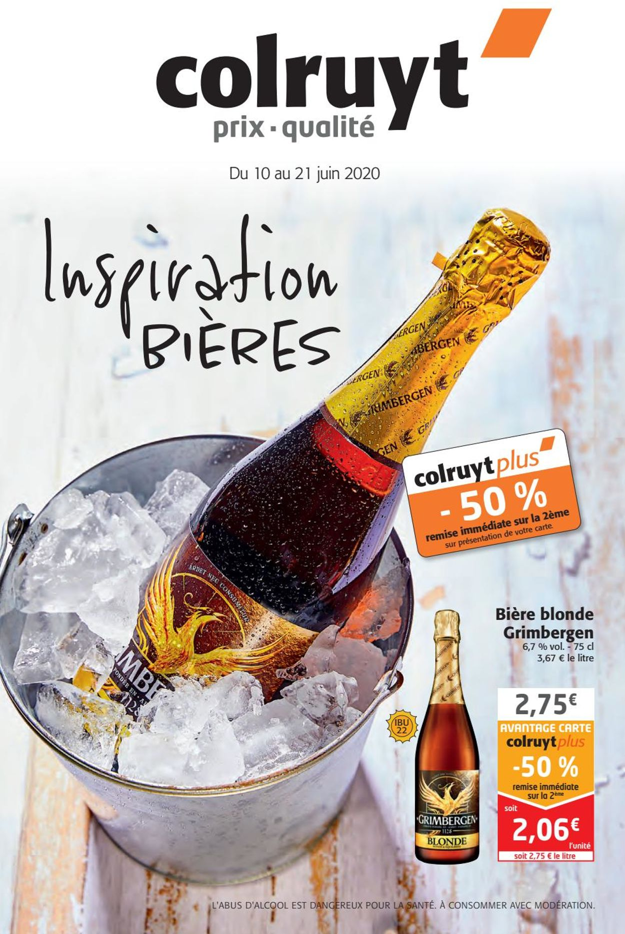 Colruyt Catalogue - 10.06-21.06.2020