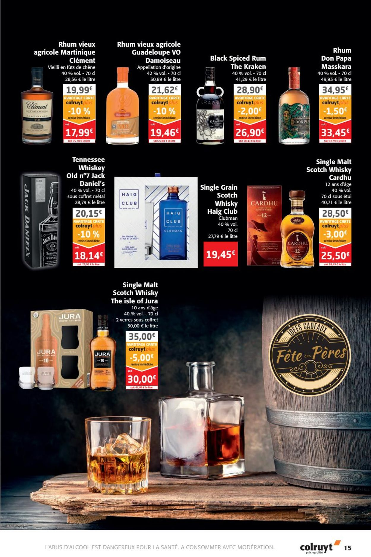 Colruyt Catalogue - 17.06-28.06.2020 (Page 15)