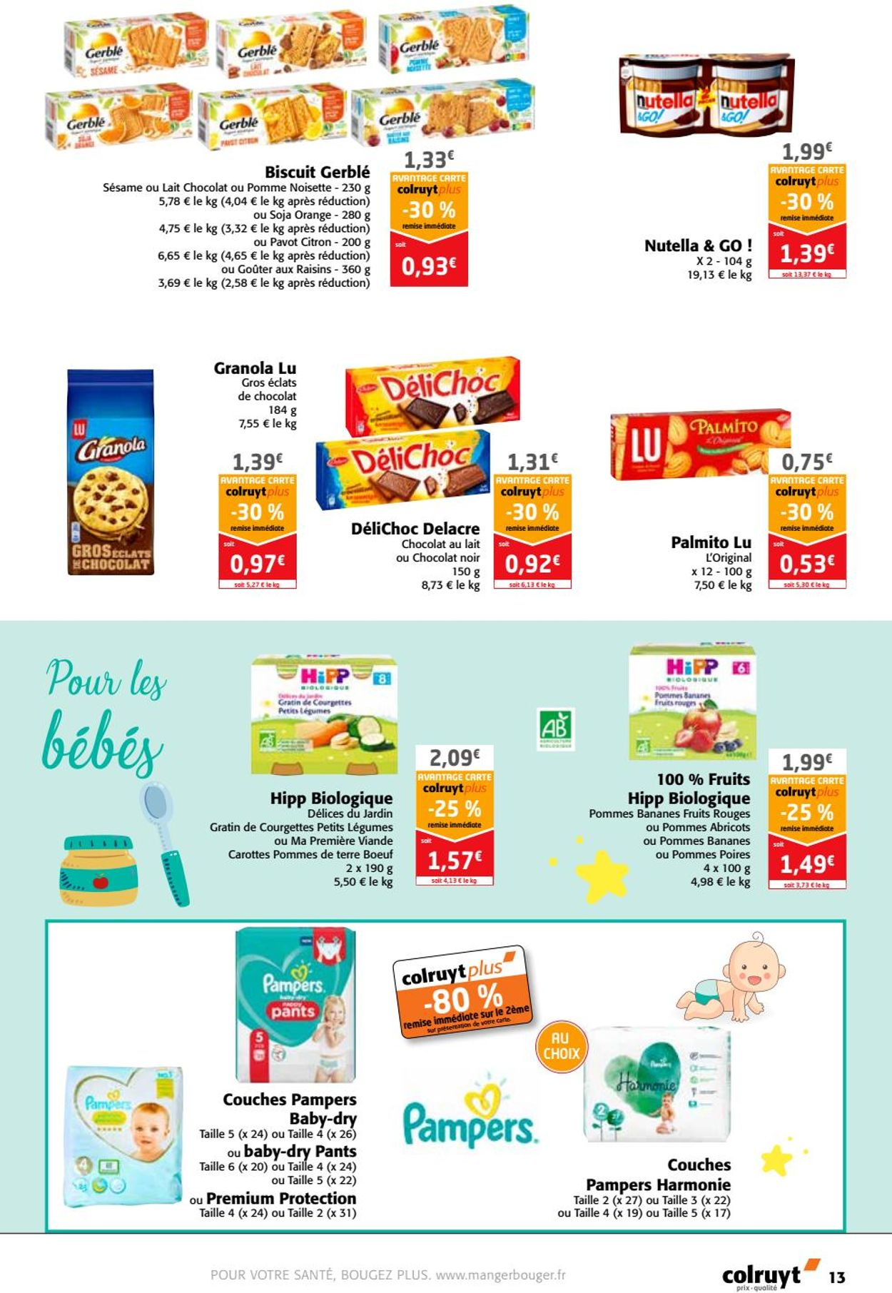 Colruyt Catalogue - 01.07-14.07.2020 (Page 13)