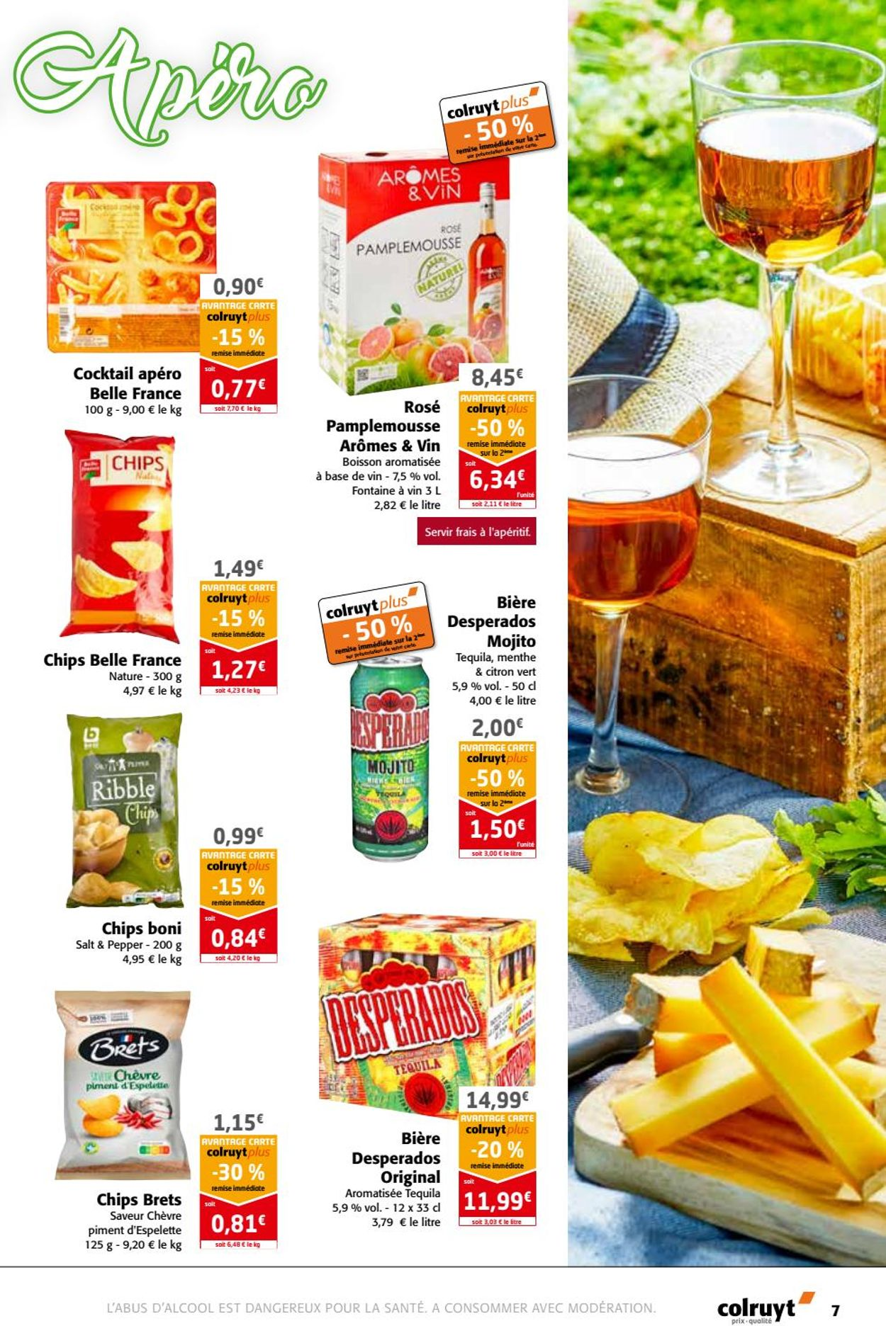 Colruyt Catalogue - 08.07-14.07.2020 (Page 7)