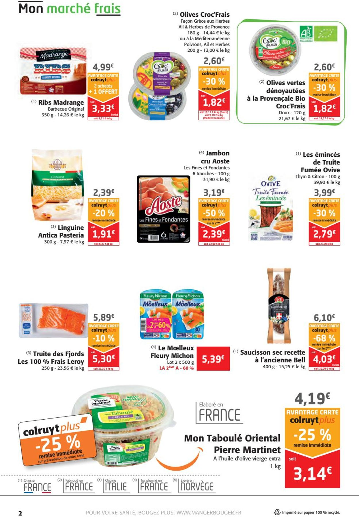 Colruyt Catalogue - 29.07-09.08.2020 (Page 2)