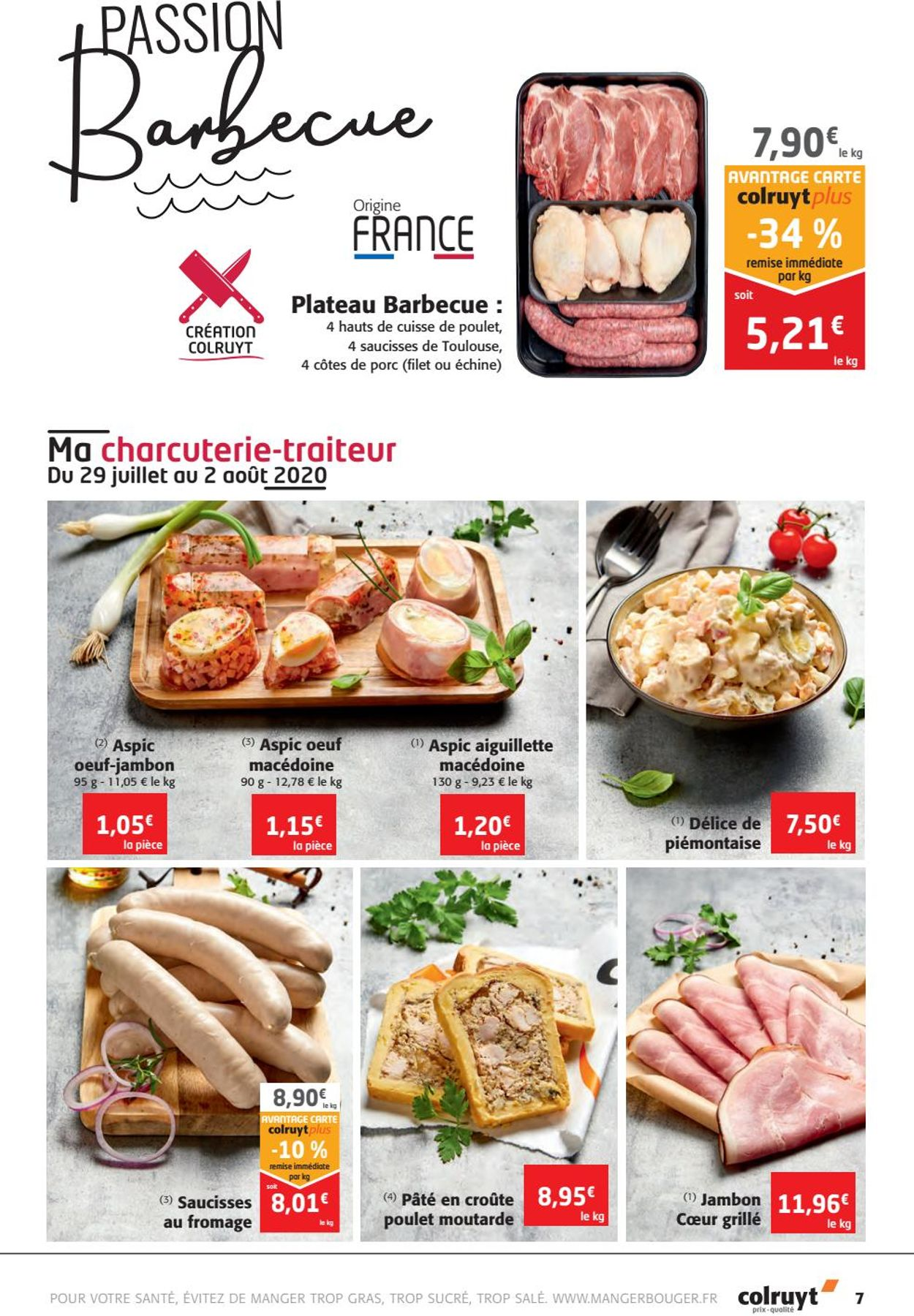 Colruyt Catalogue - 29.07-09.08.2020 (Page 7)