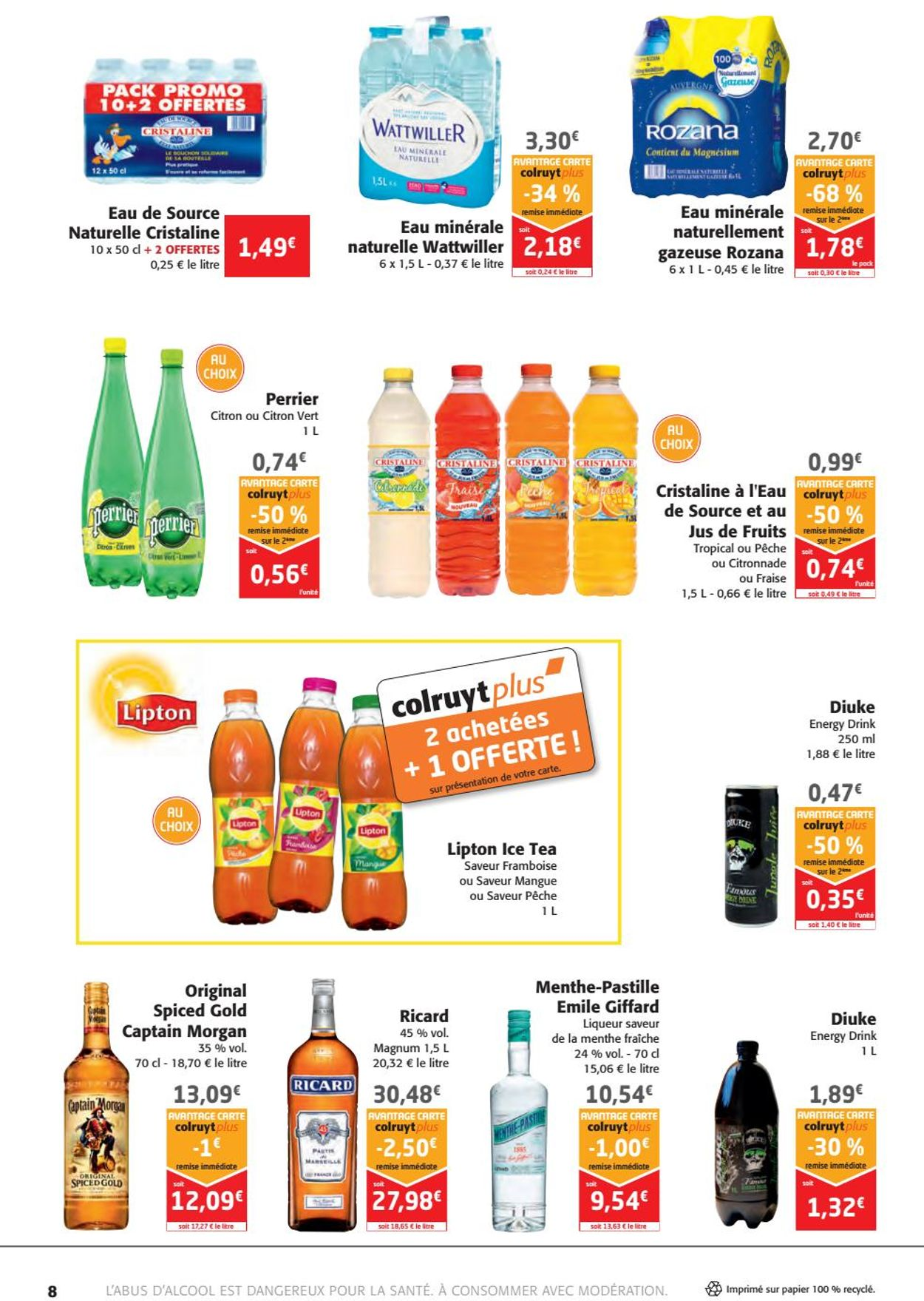 Colruyt Catalogue - 29.07-09.08.2020 (Page 8)