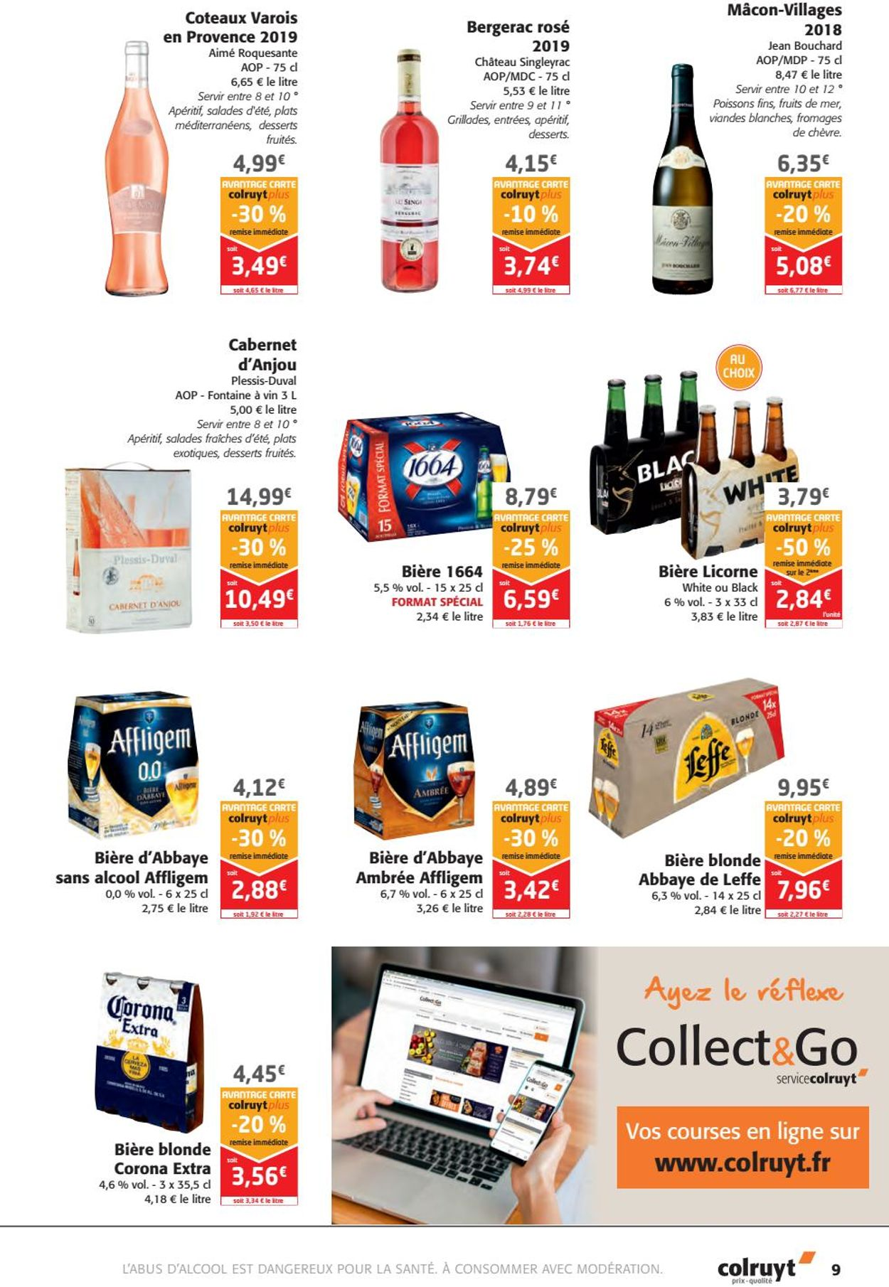 Colruyt Catalogue - 29.07-09.08.2020 (Page 9)