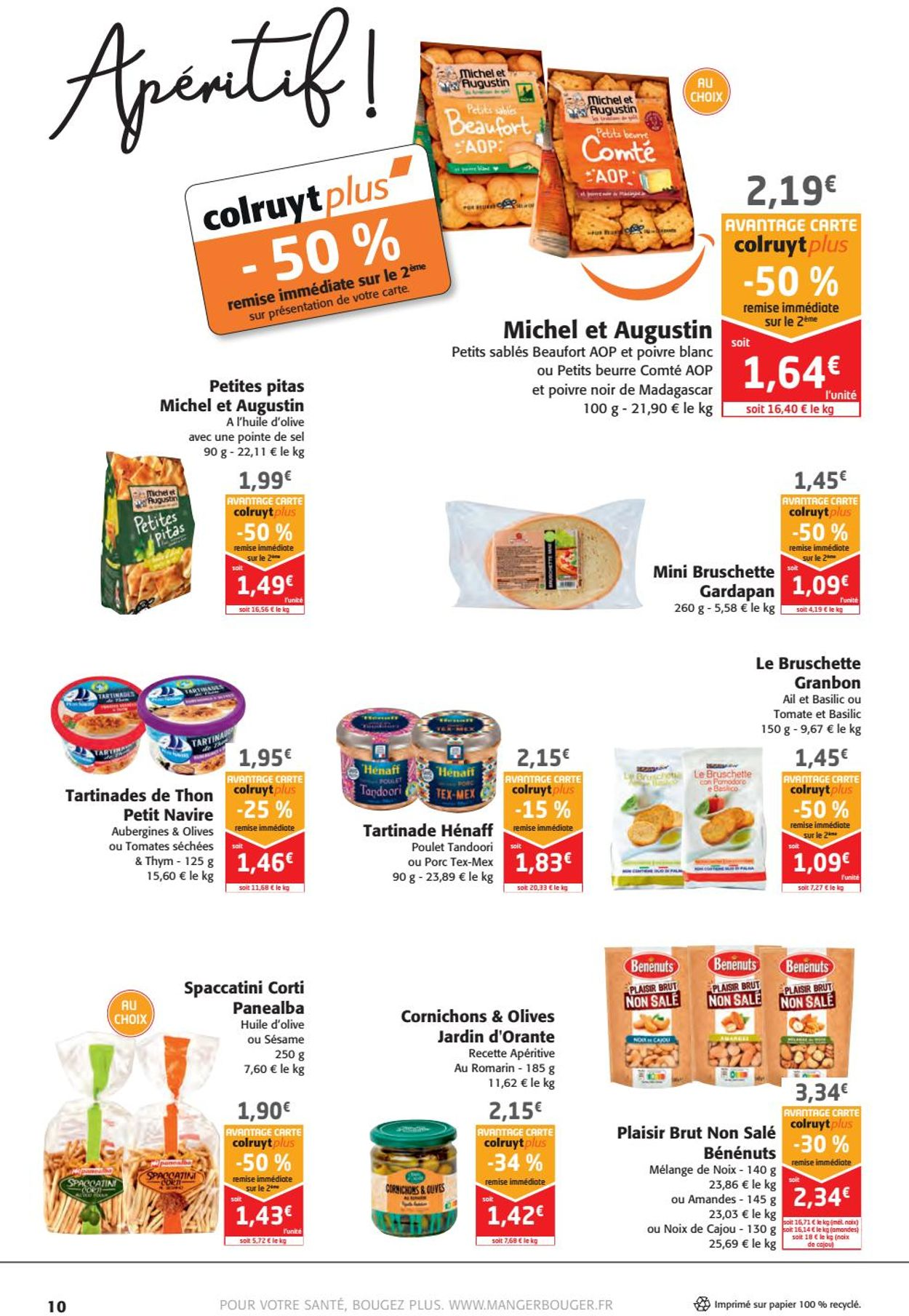 Colruyt Catalogue - 29.07-09.08.2020 (Page 10)