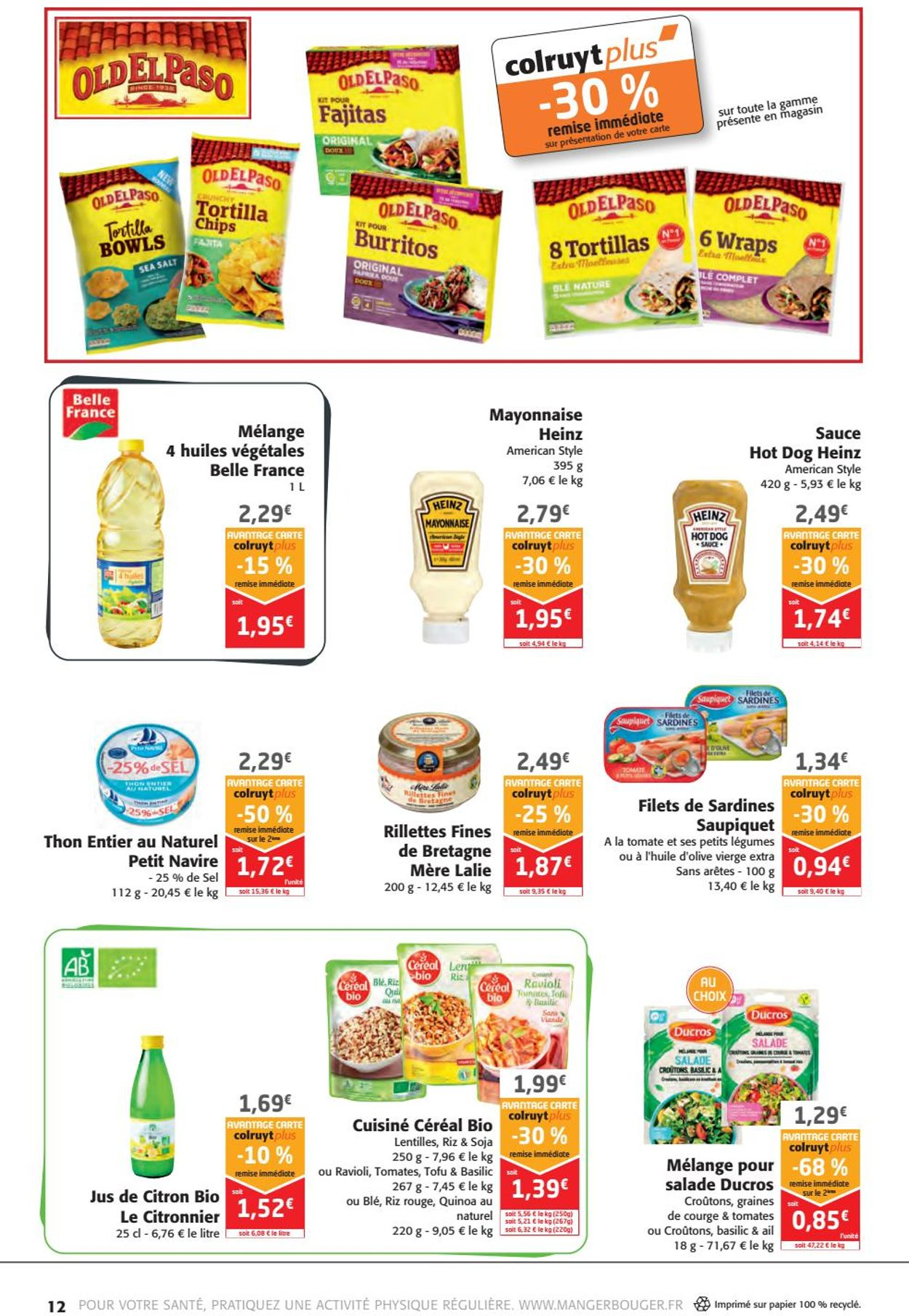 Colruyt Catalogue - 29.07-09.08.2020 (Page 12)