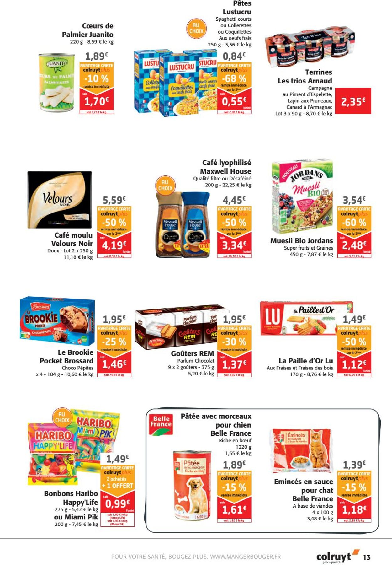 Colruyt Catalogue - 29.07-09.08.2020 (Page 13)