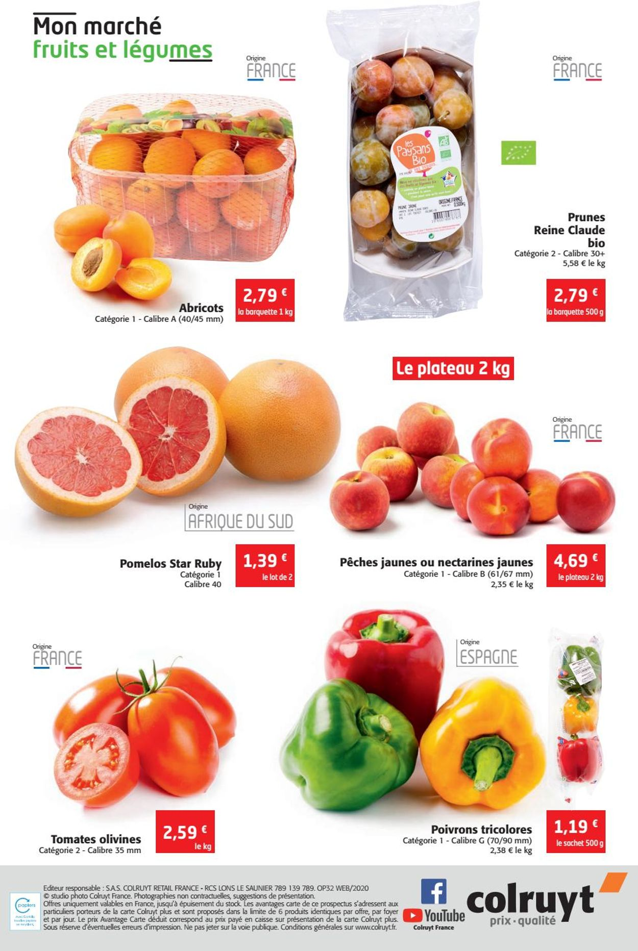 Colruyt Catalogue - 05.08-08.08.2020 (Page 4)