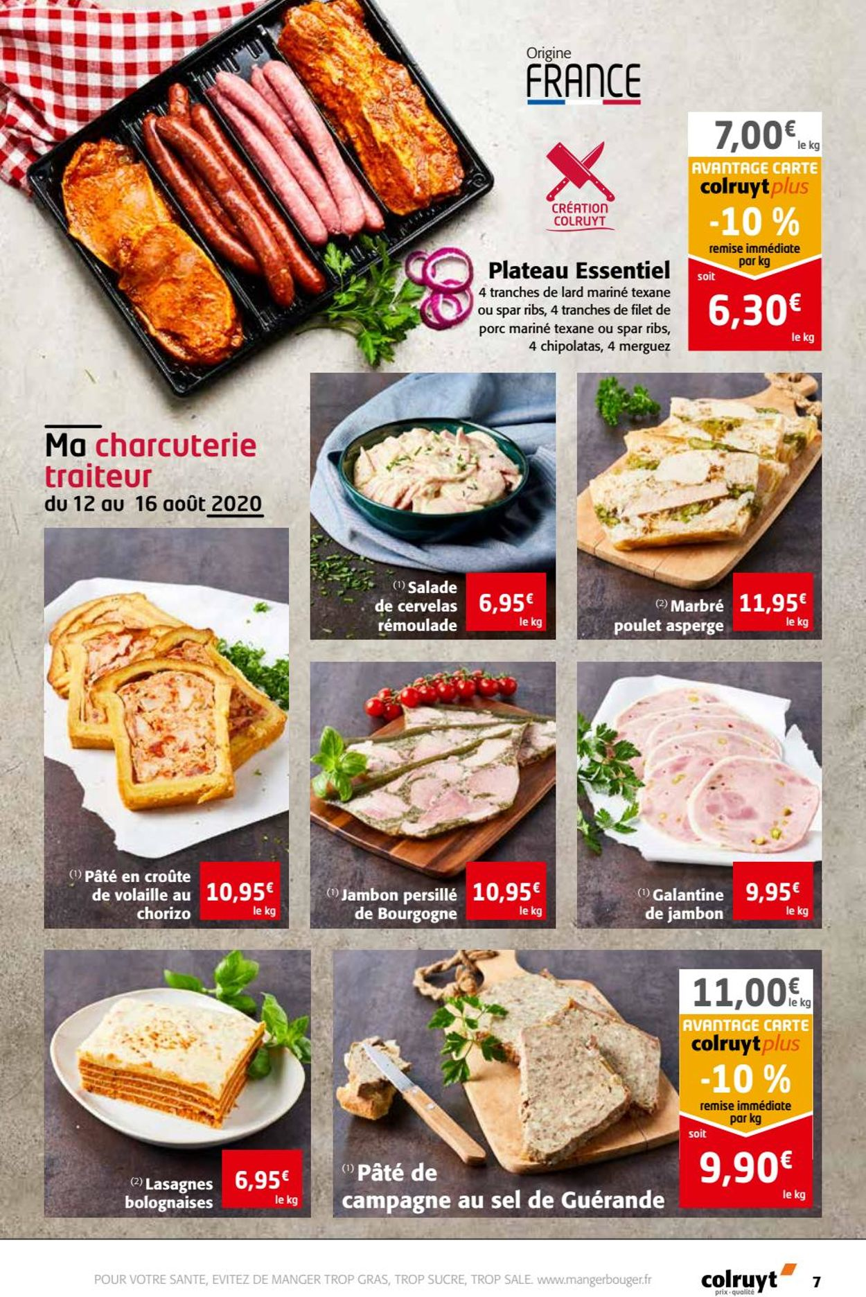Colruyt Catalogue - 12.08-23.08.2020 (Page 7)