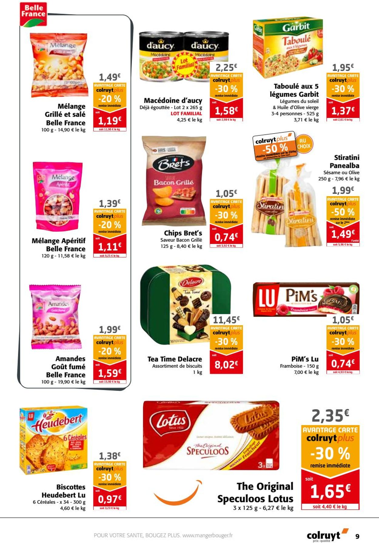 Colruyt Catalogue - 12.08-23.08.2020 (Page 9)