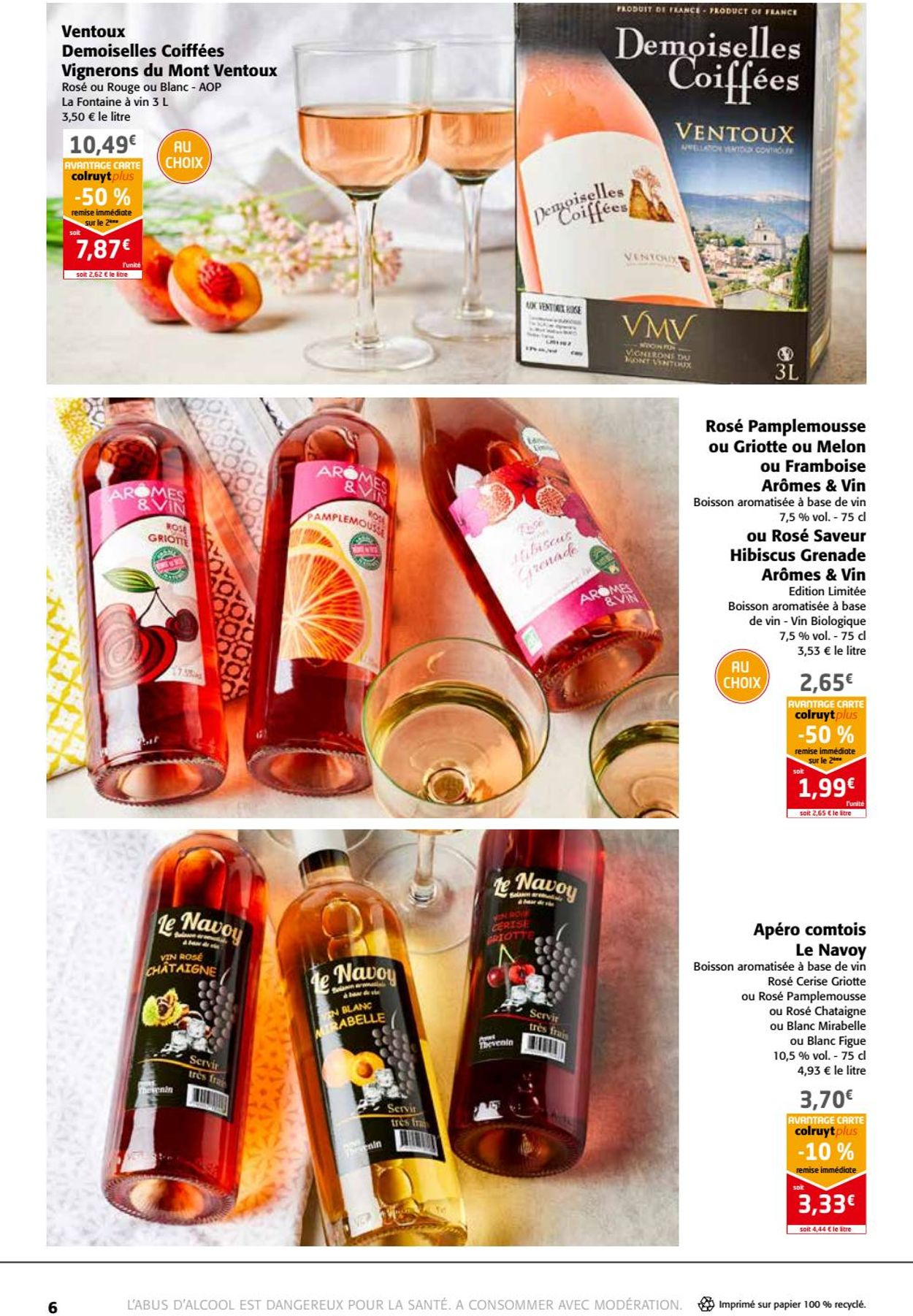 Colruyt Catalogue - 18.08-23.08.2020 (Page 6)