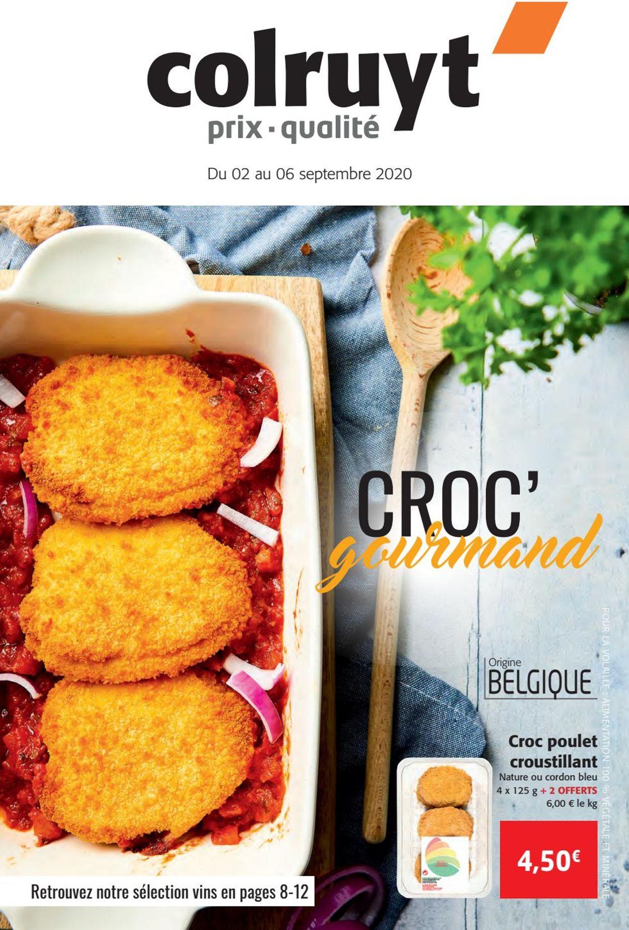 Colruyt Catalogue - 02.09-06.09.2020