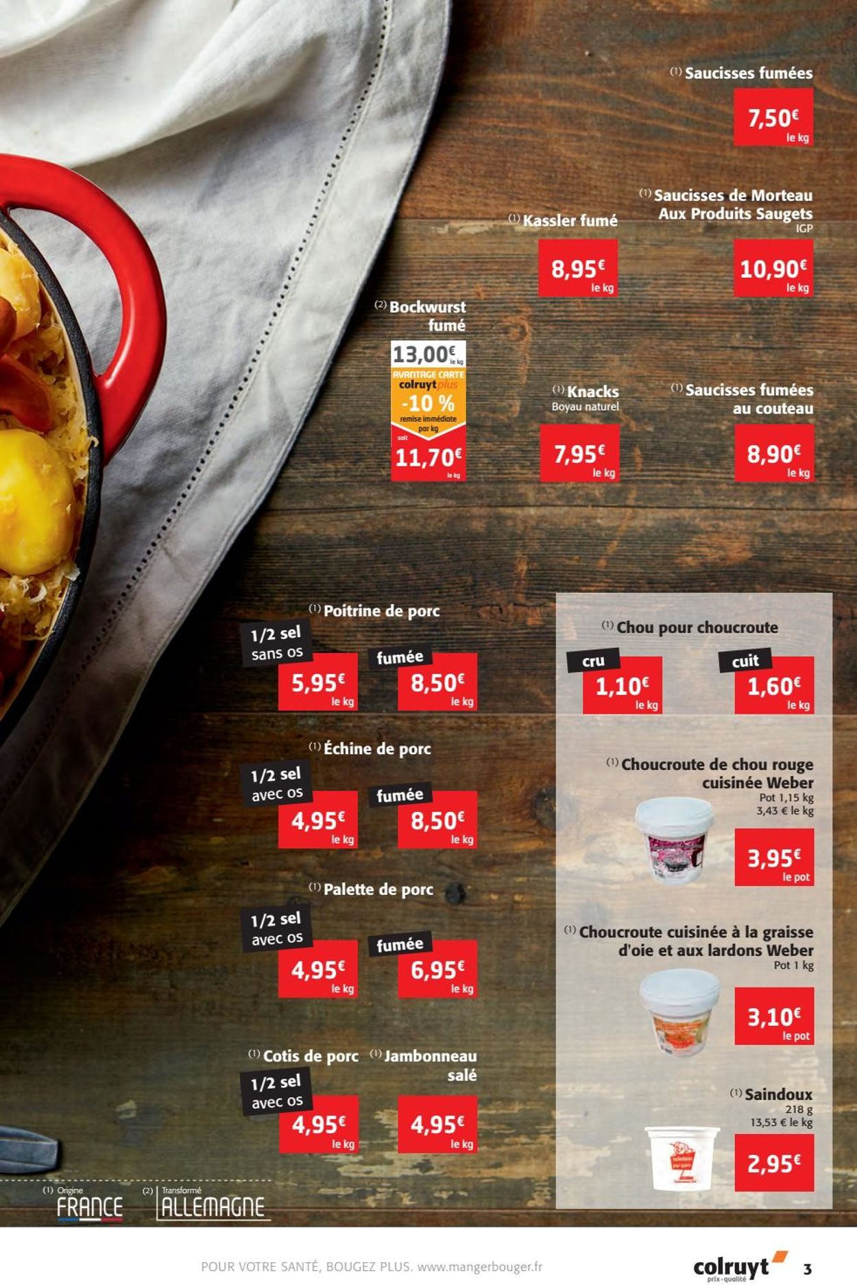 Colruyt Catalogue - 16.09-20.09.2020 (Page 3)