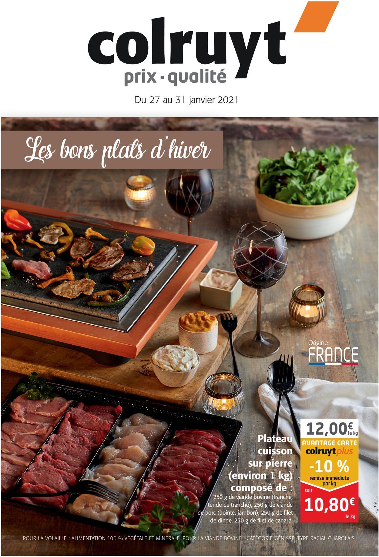 Colruyt Catalogue - 27.01-31.01.2021