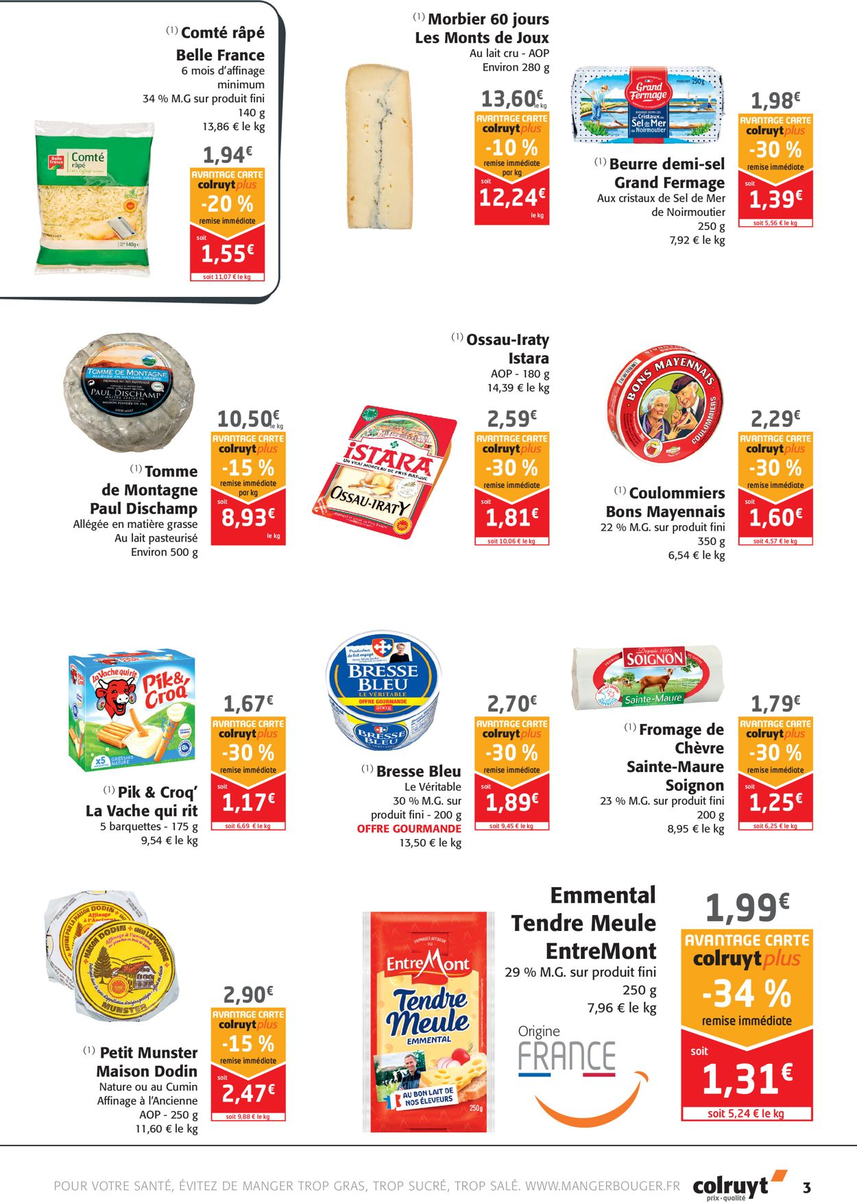 Colruyt Catalogue - 02.03-14.03.2021 (Page 3)
