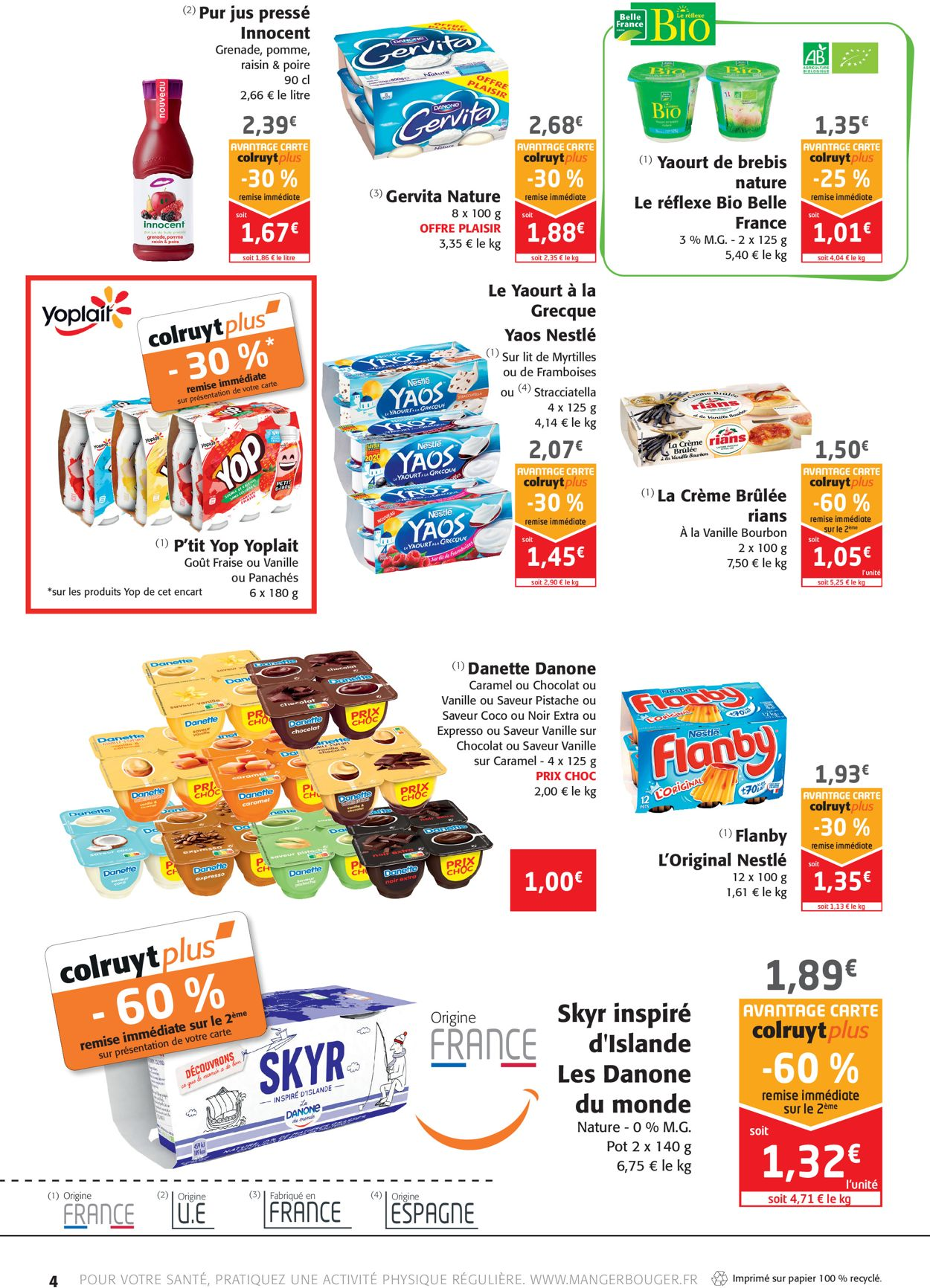Colruyt Catalogue - 02.03-14.03.2021 (Page 4)