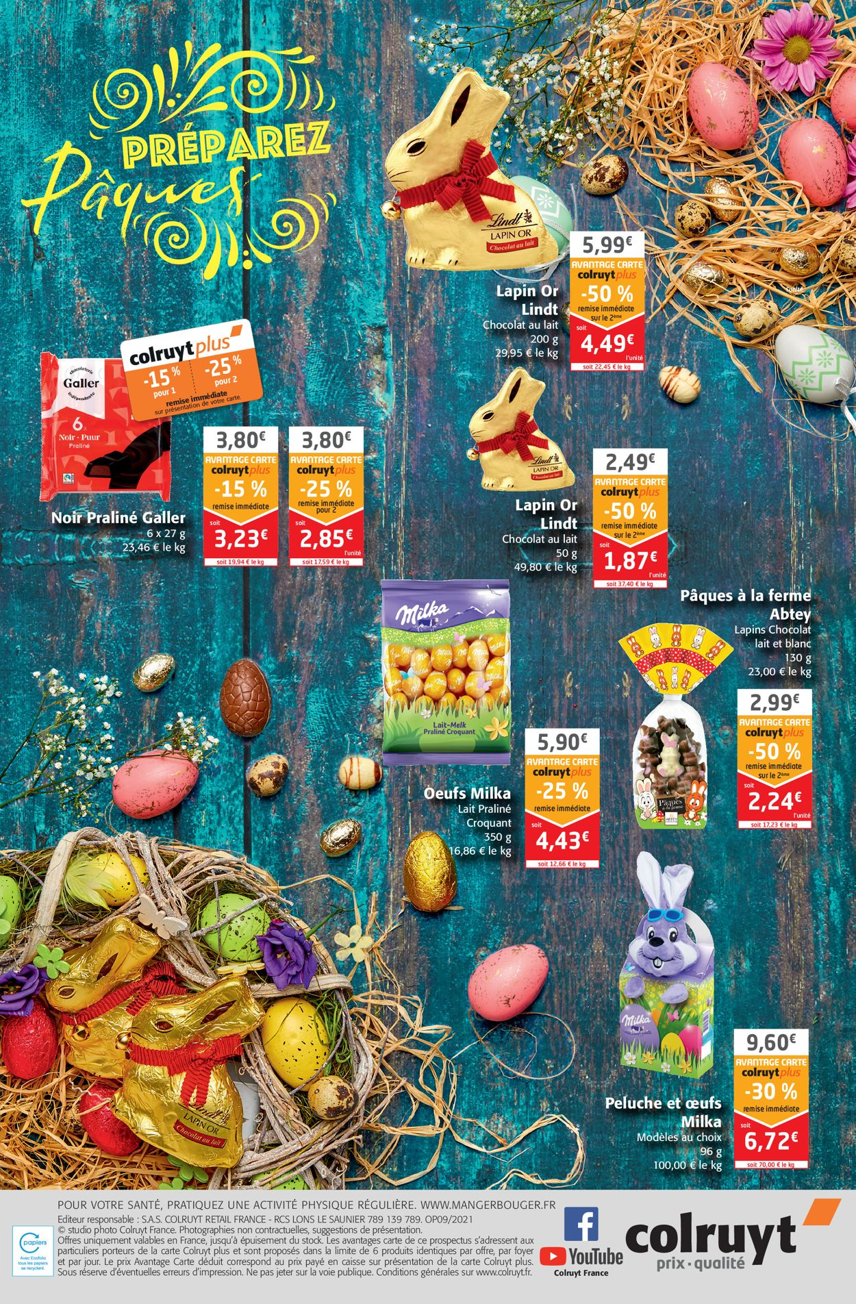 Colruyt Catalogue - 02.03-14.03.2021 (Page 20)