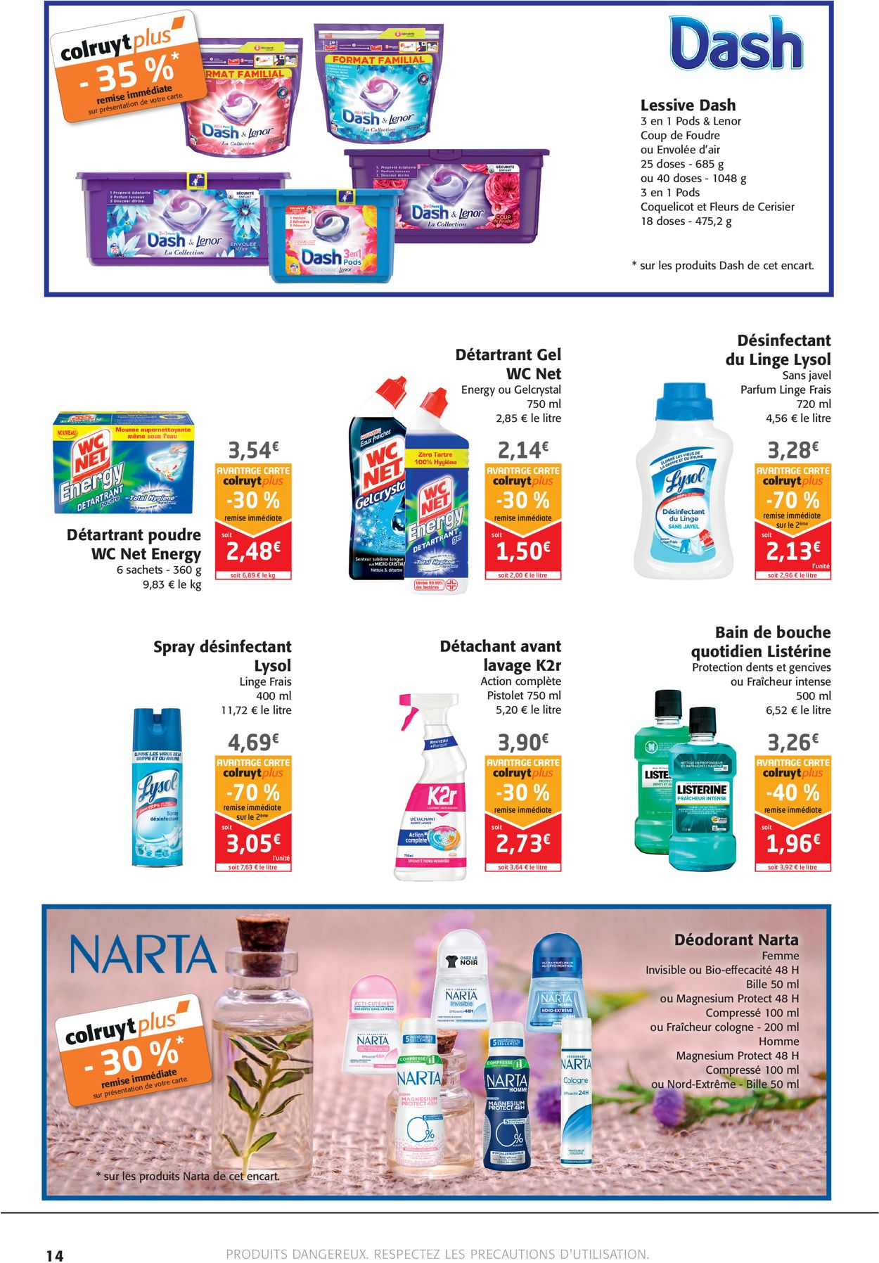 Colruyt Catalogue - 12.05-24.05.2021 (Page 14)
