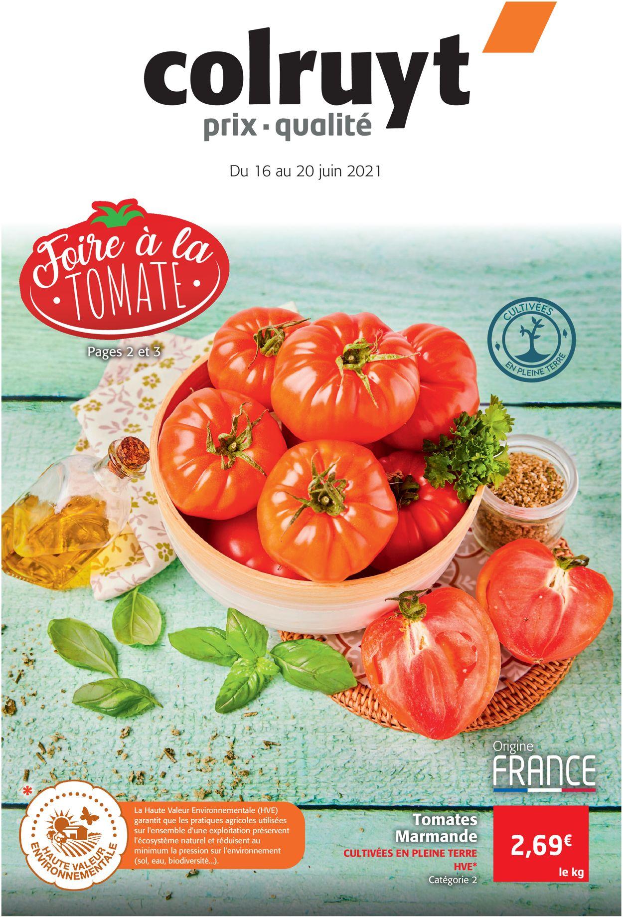 Colruyt Catalogue - 16.06-20.06.2021