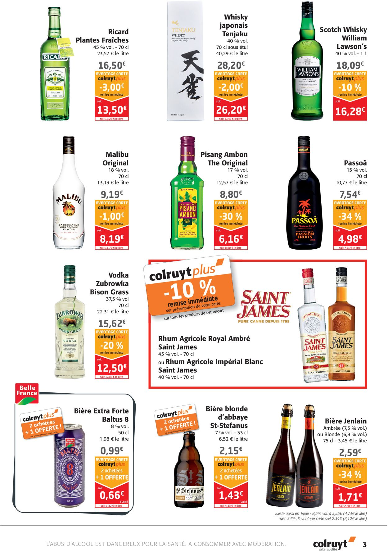 Colruyt Catalogue - 20.07-01.08.2021 (Page 3)