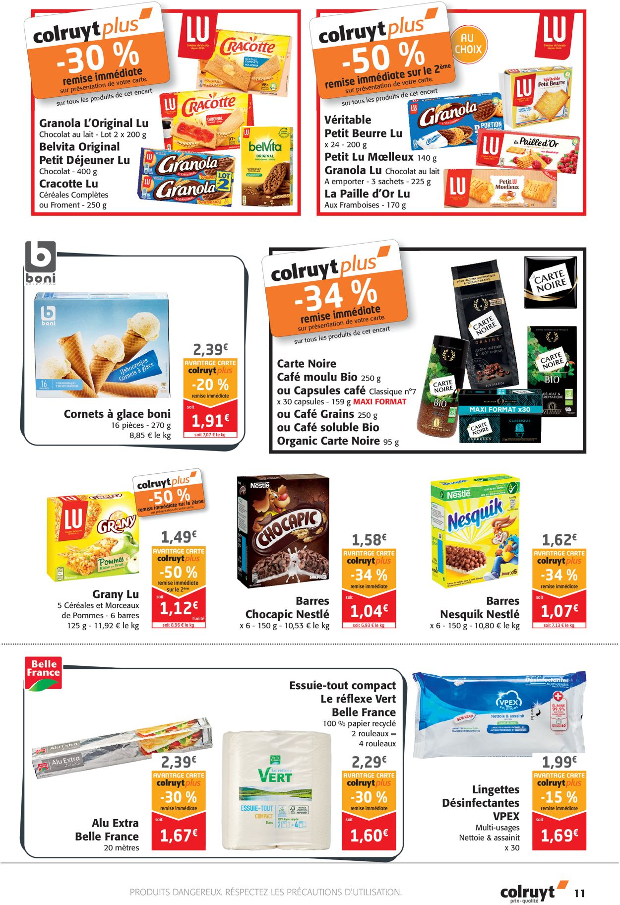 Colruyt Catalogue - 20.07-01.08.2021 (Page 11)