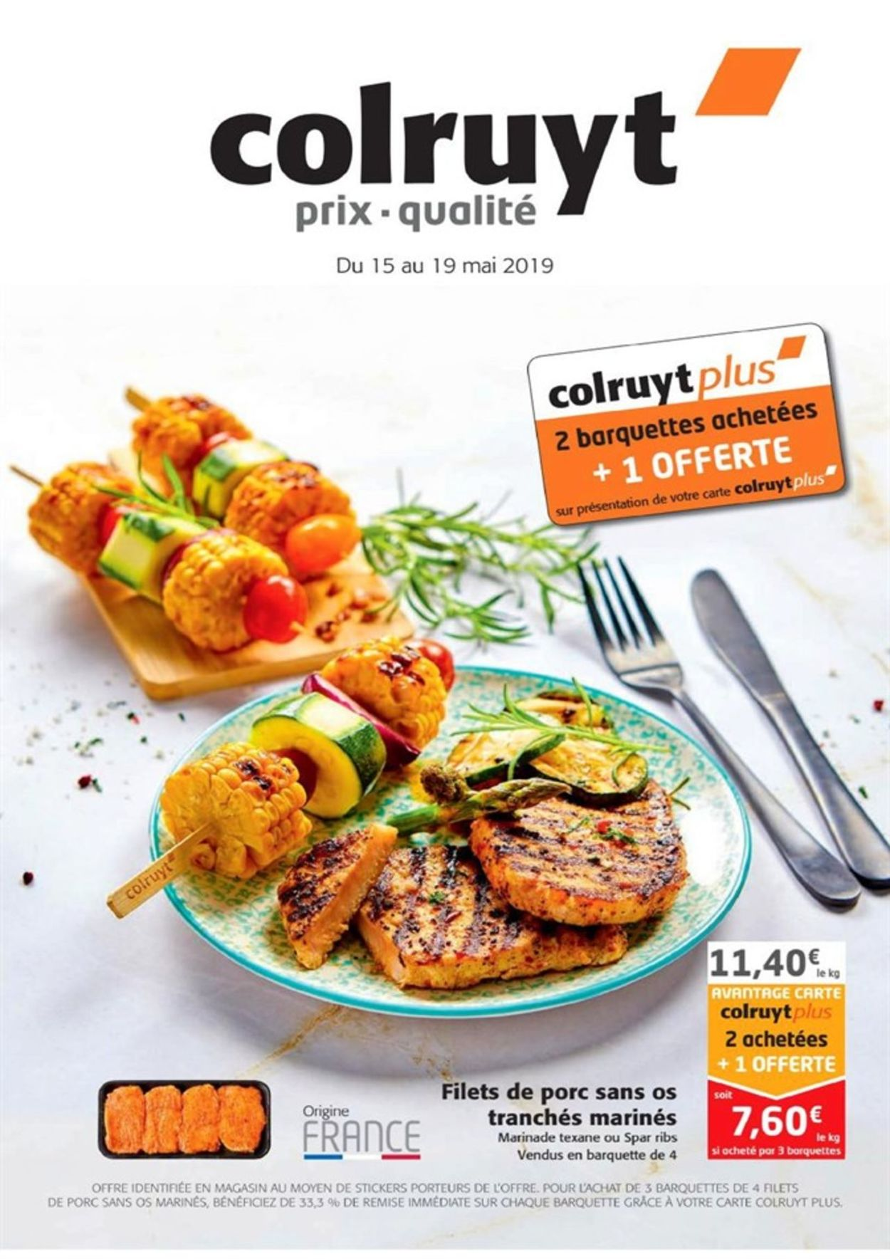 Colruyt Catalogue - 15.05-19.05.2019