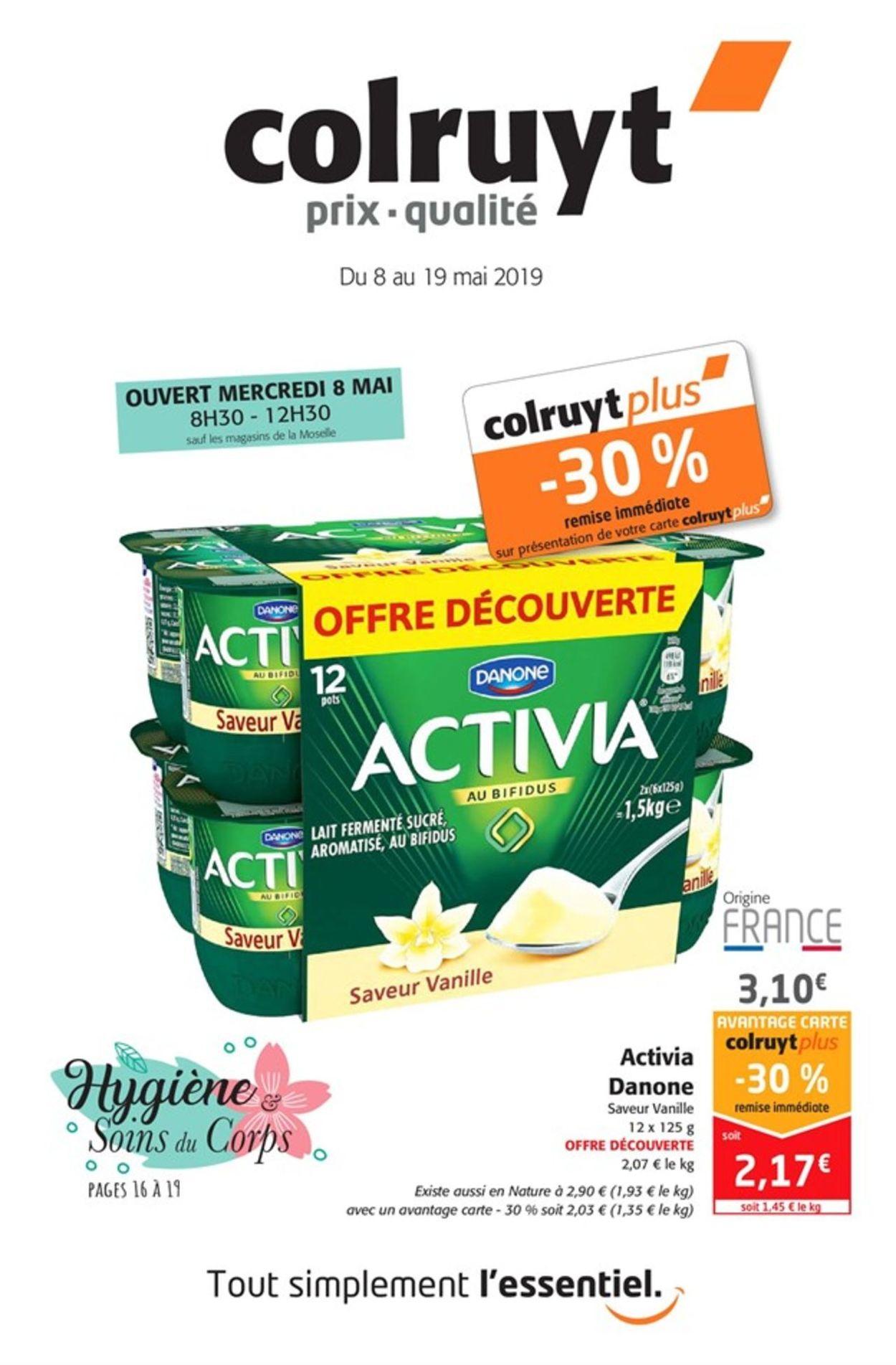 Colruyt Catalogue - 08.05-19.05.2019