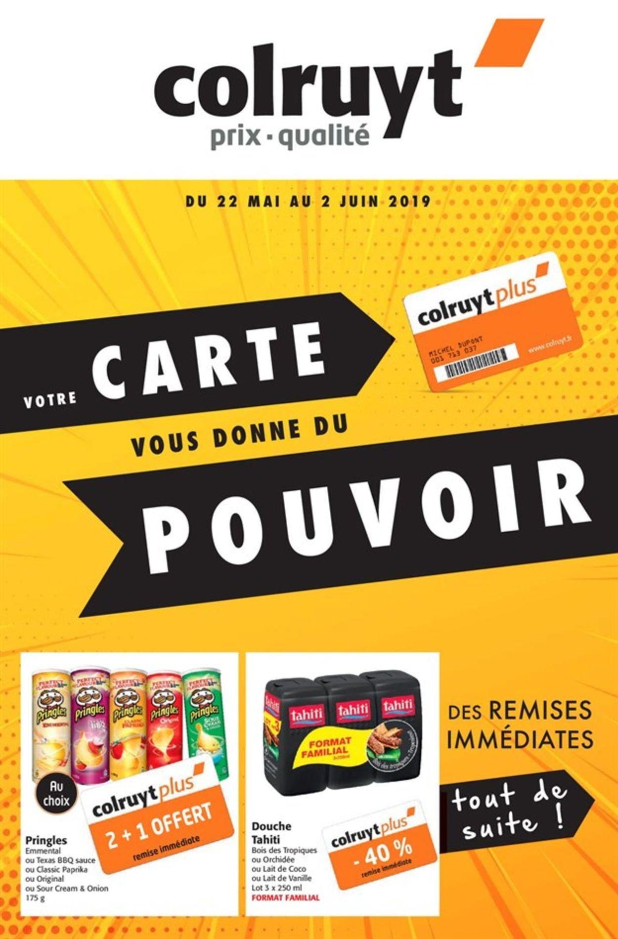 Colruyt Catalogue - 22.05-02.06.2019