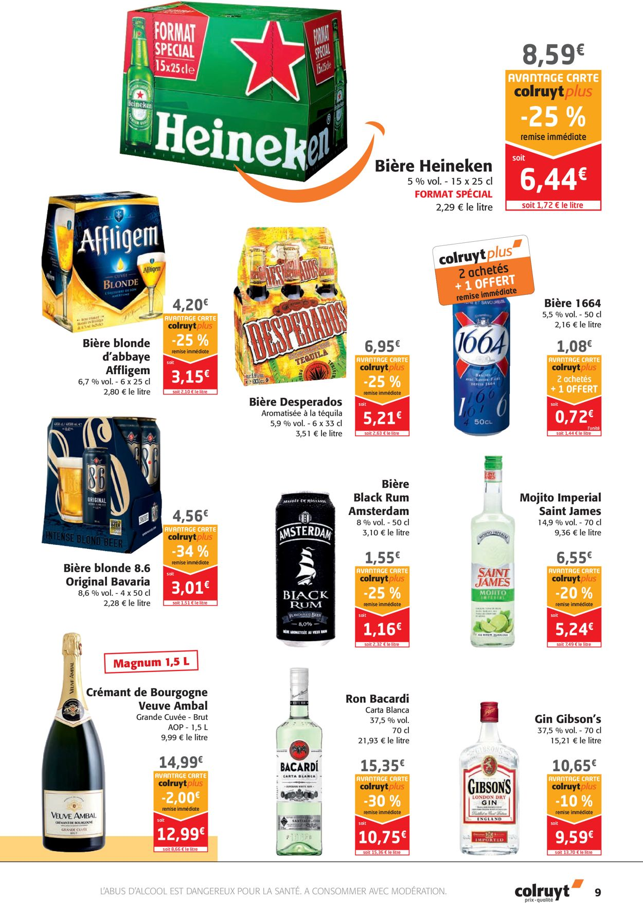 Colruyt Catalogue - 05.06-16.06.2019 (Page 9)