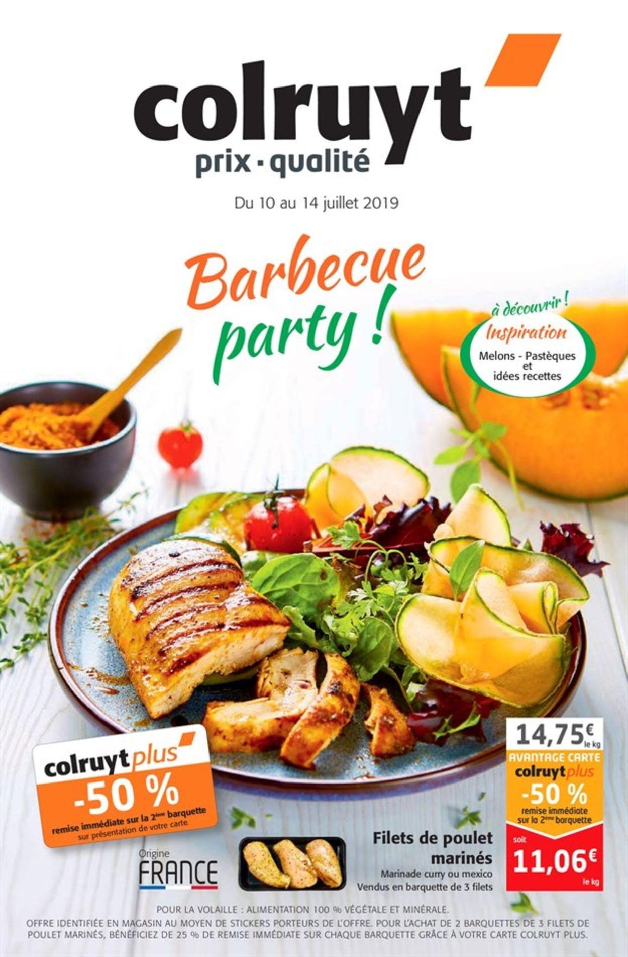 Colruyt Catalogue - 10.07-14.07.2019