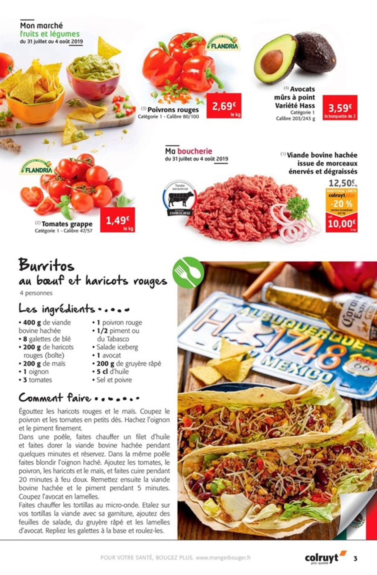 Colruyt Catalogue - 31.07-11.08.2019 (Page 3)