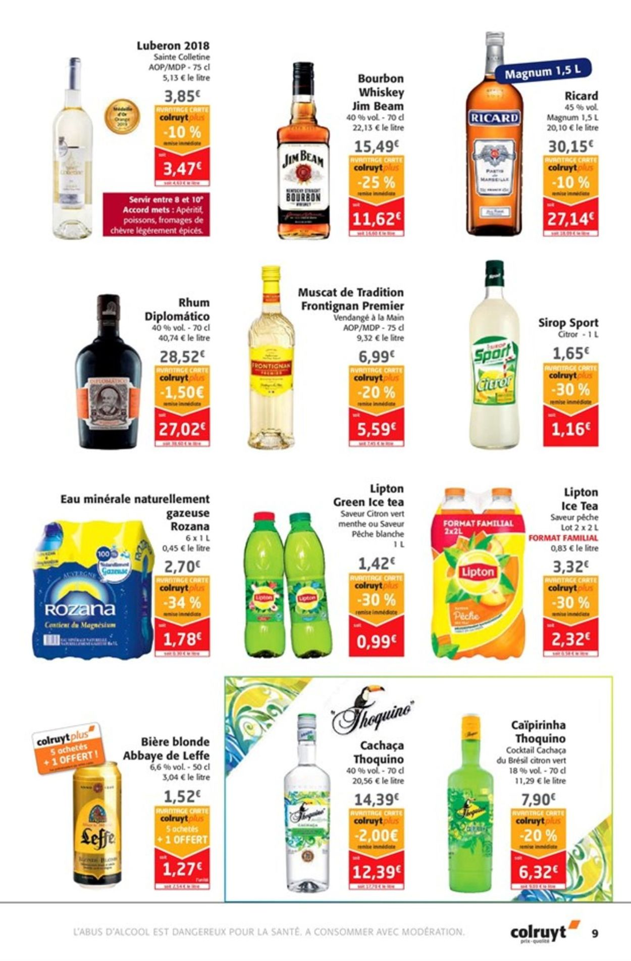 Colruyt Catalogue - 31.07-11.08.2019 (Page 9)