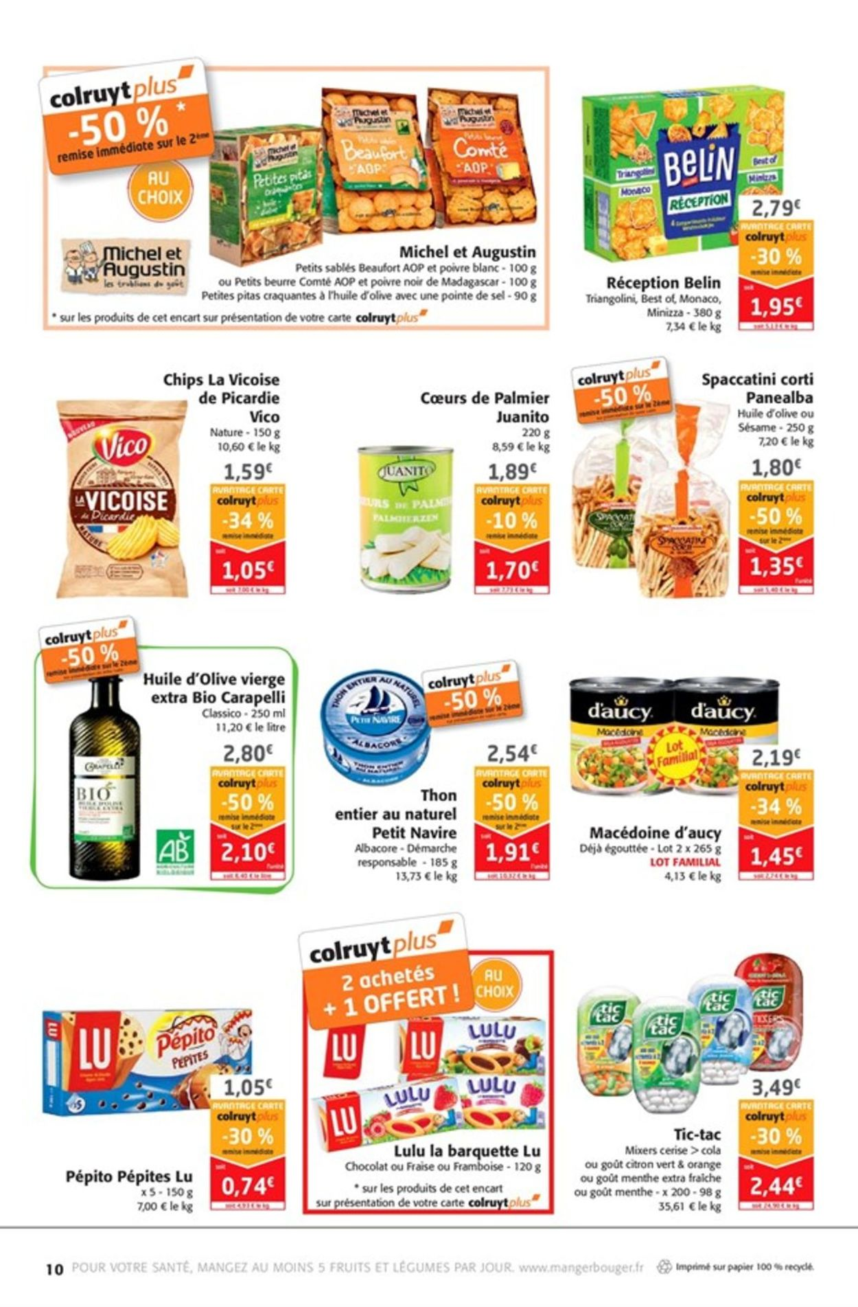 Colruyt Catalogue - 31.07-11.08.2019 (Page 10)