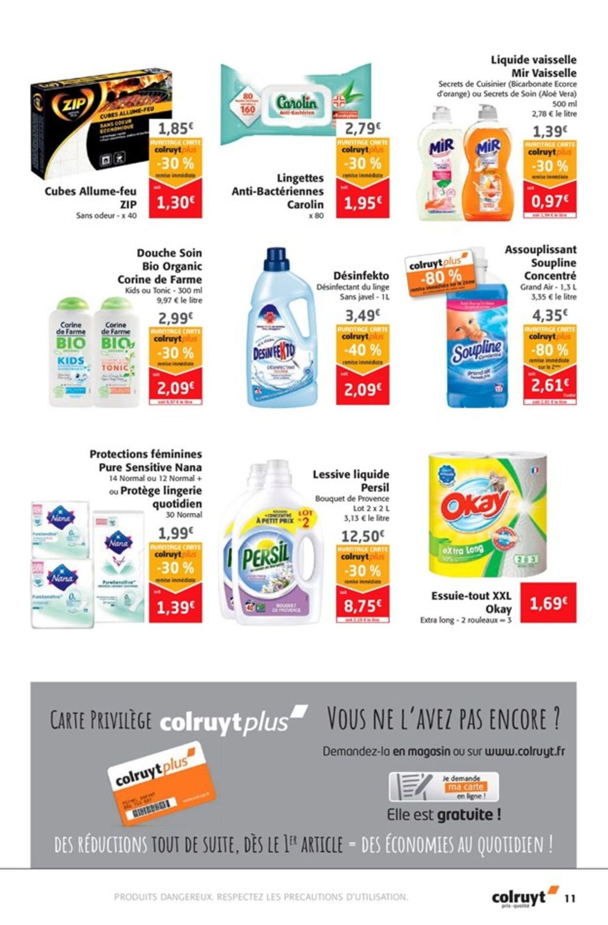 Colruyt Catalogue - 31.07-11.08.2019 (Page 11)