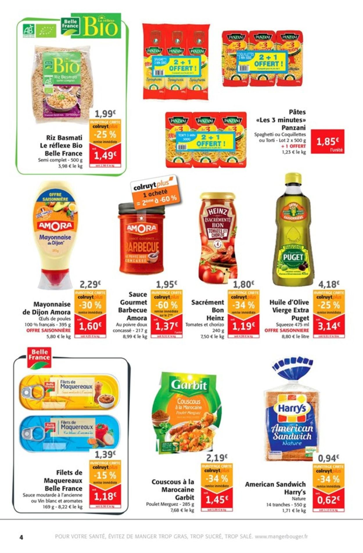 Colruyt Catalogue - 28.08-08.09.2019 (Page 4)