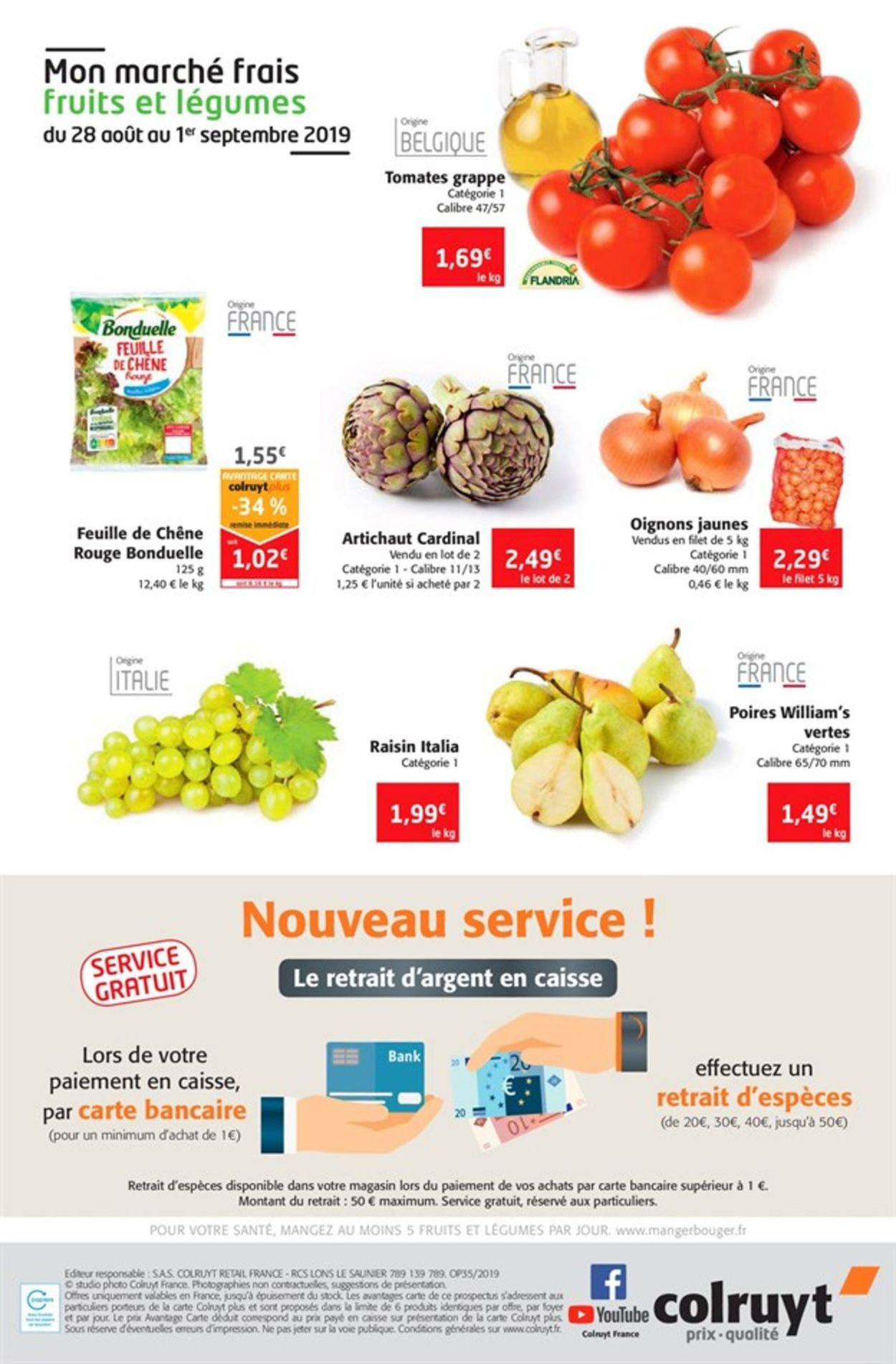 Colruyt Catalogue - 28.08-08.09.2019 (Page 16)