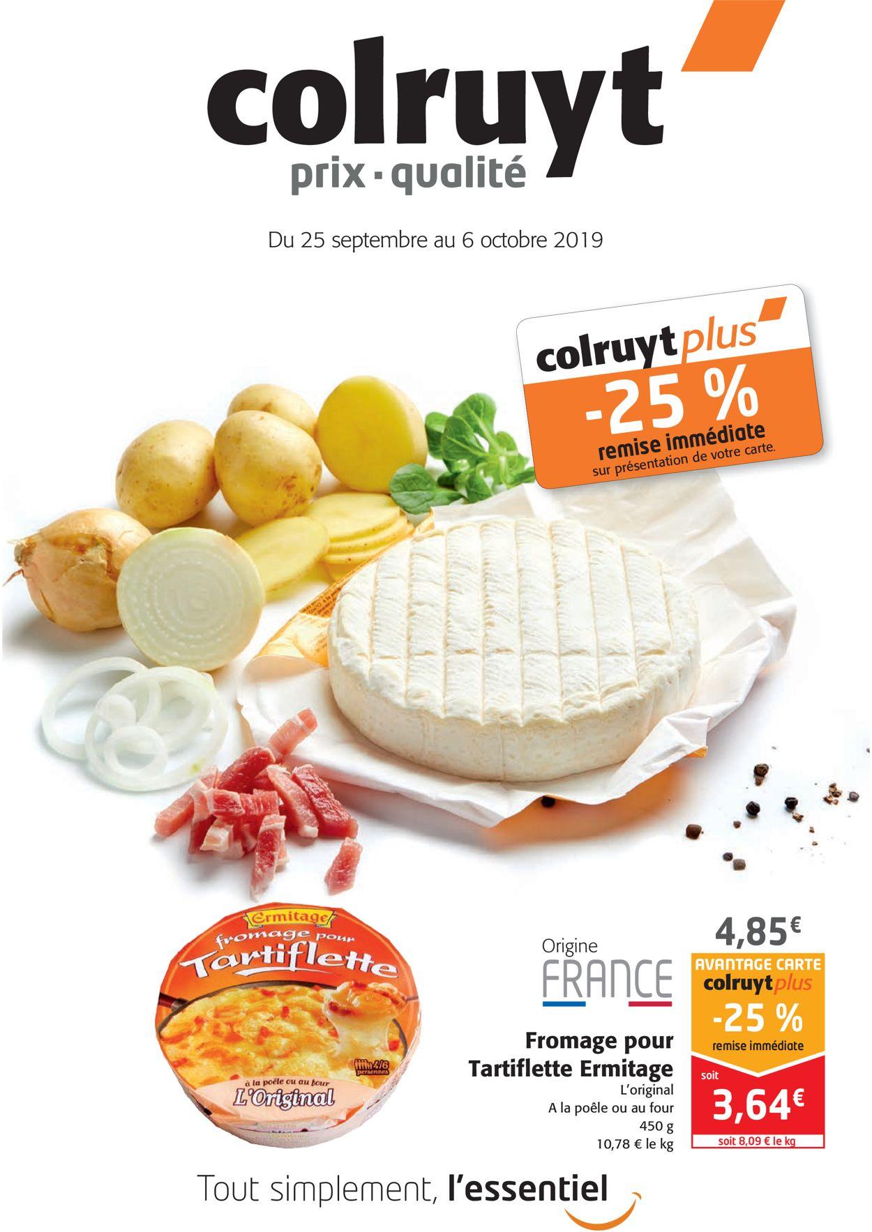 Colruyt Catalogue - 25.09-06.10.2019